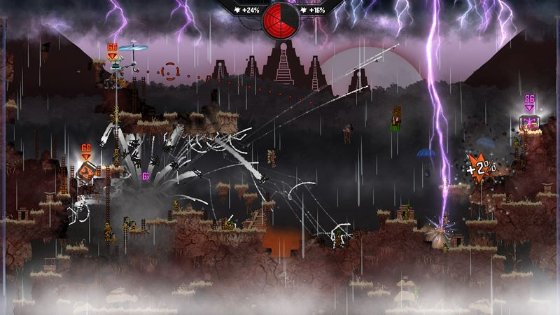 Mayan Death Robots: Arena Screenshot