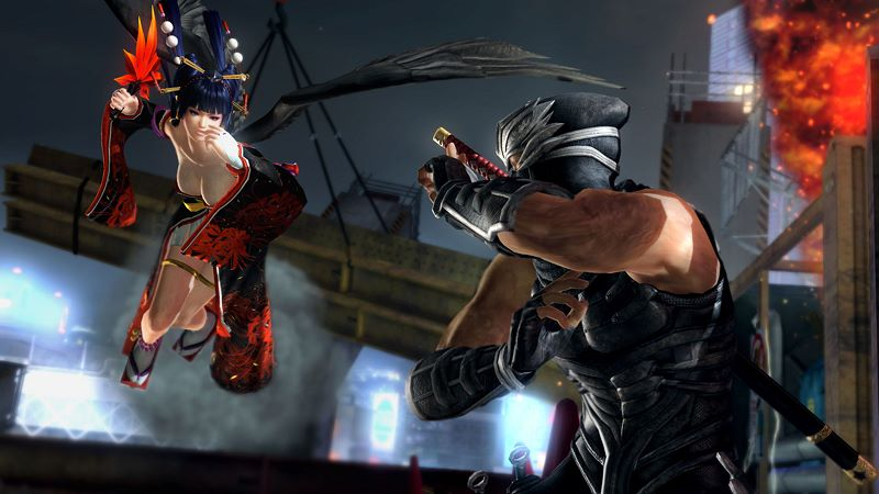 DEAD OR ALIVE 5 Last Round: Core Fighters Screenshot