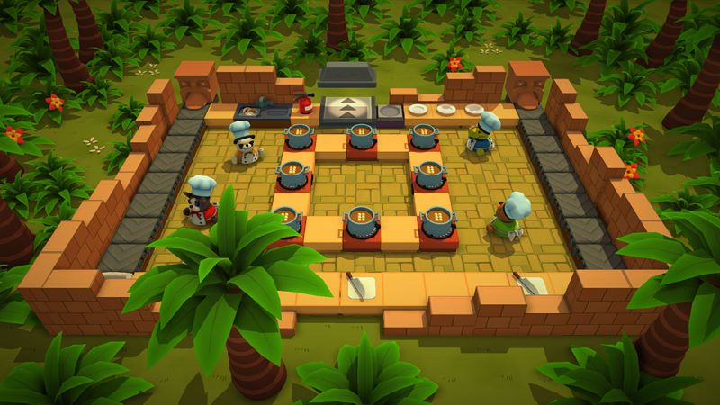 Overcooked: Gourmet Edition Screenshot