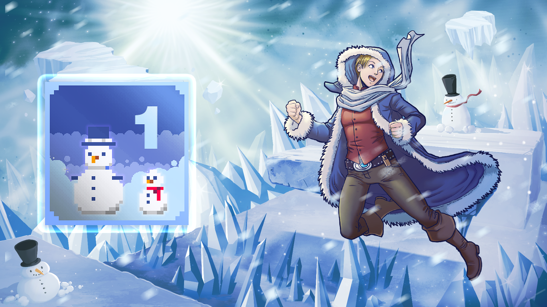 Icon for Level 1