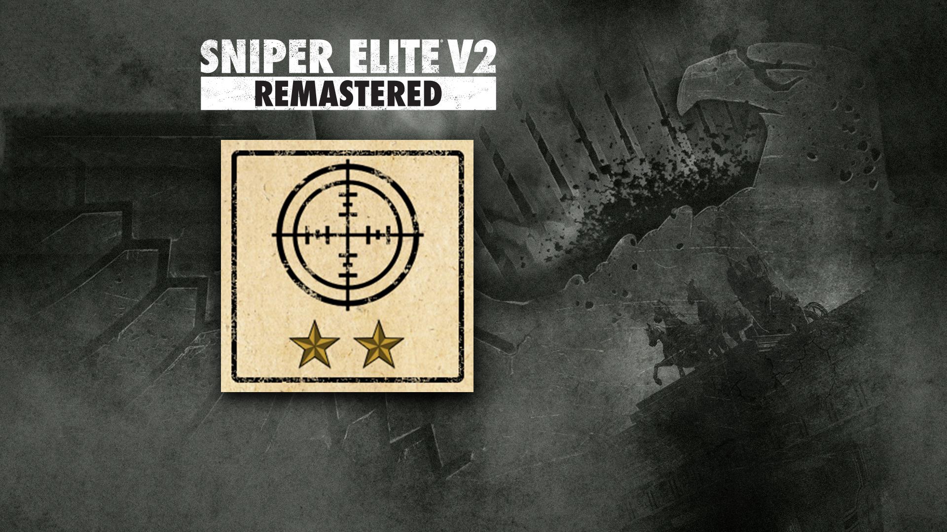 Icon for Master Sniper