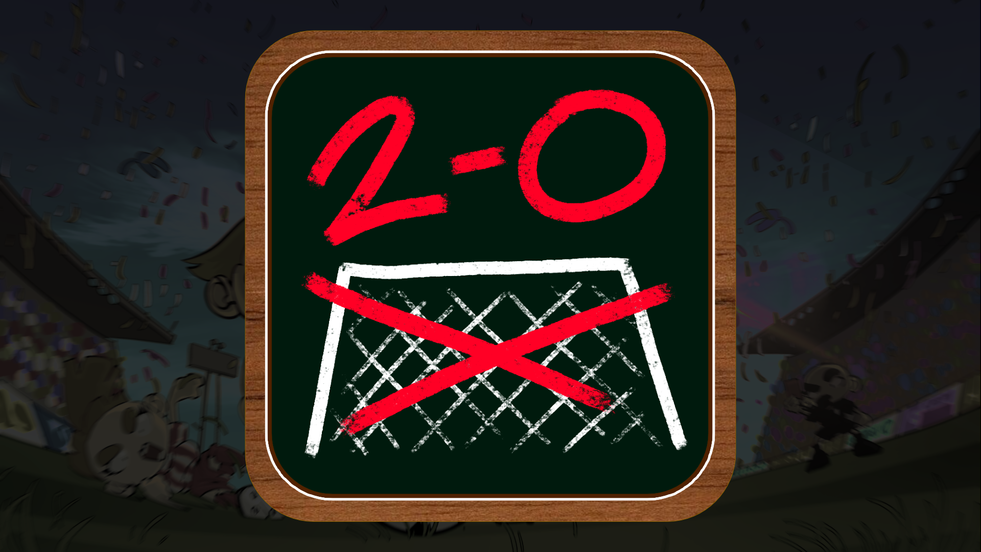 Icon for Clean sheet