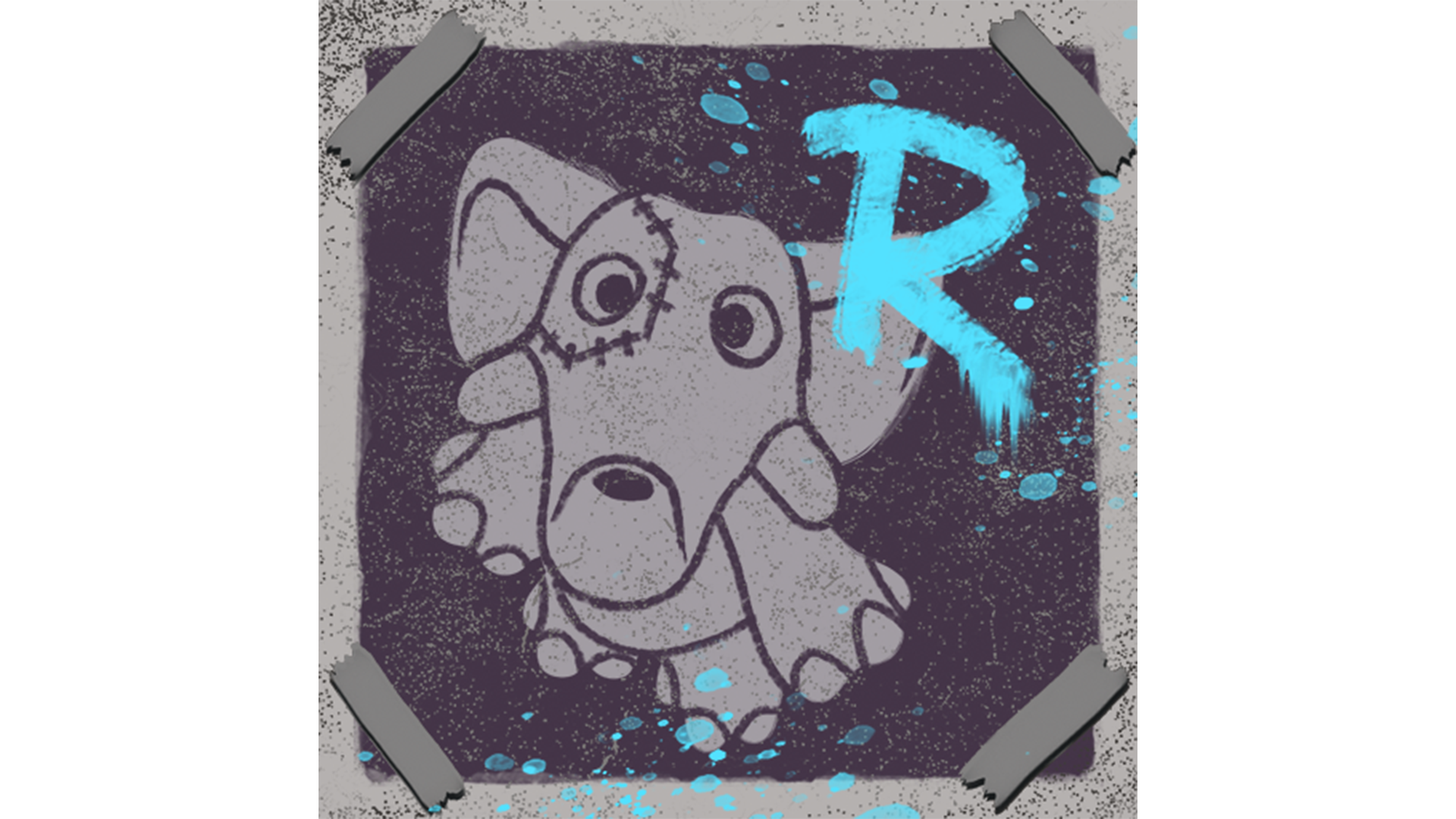 Icon for Woven Sticker