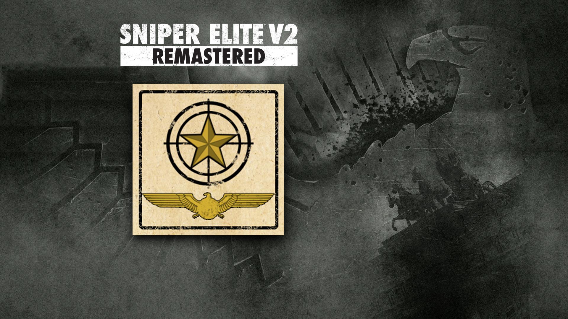 Icon for Sniper Elite