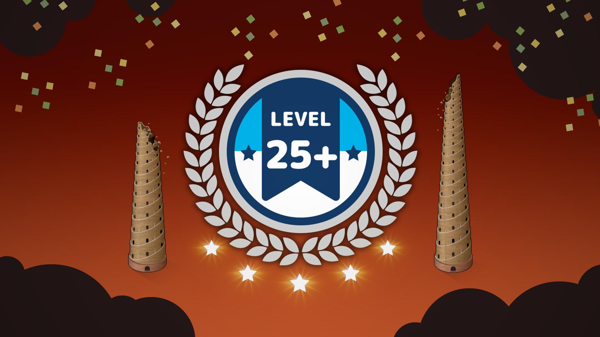 Icon for Overachiever