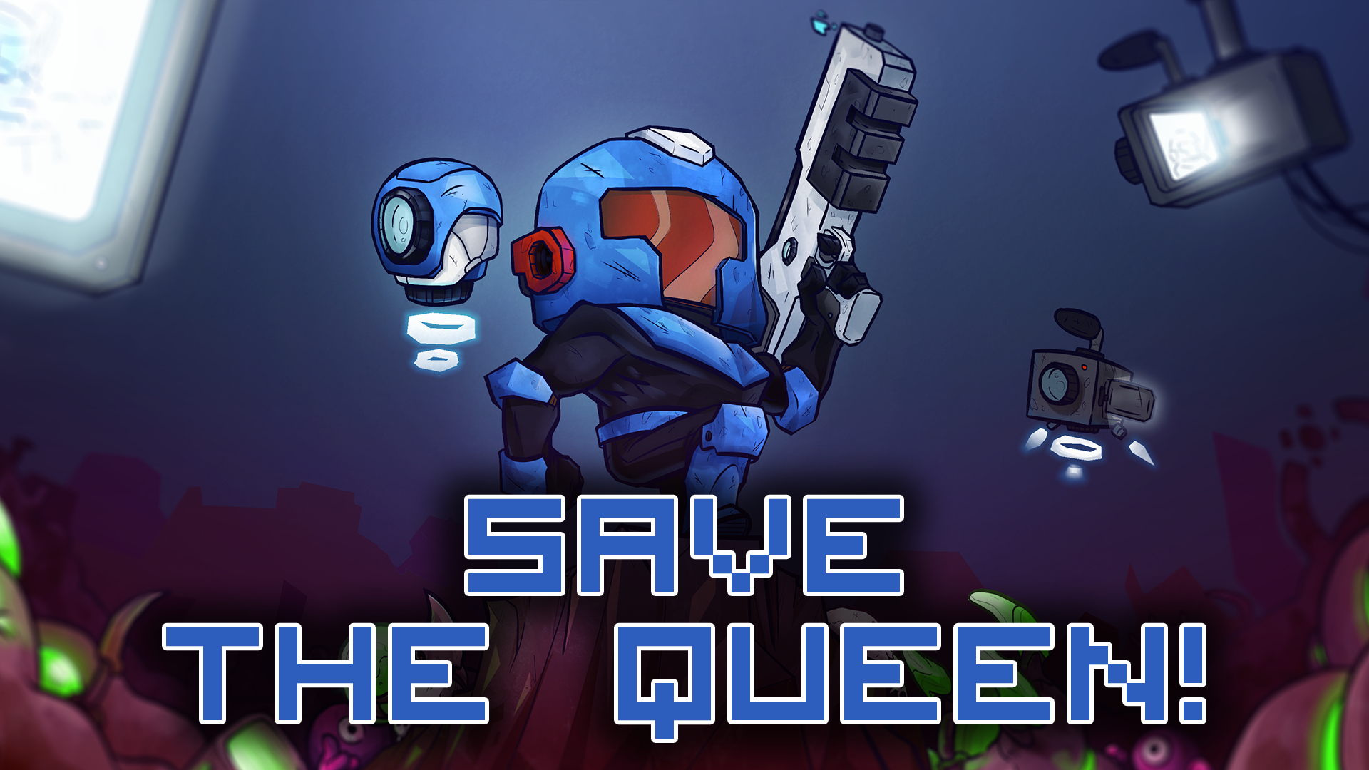 Icon for Save the Queen!
