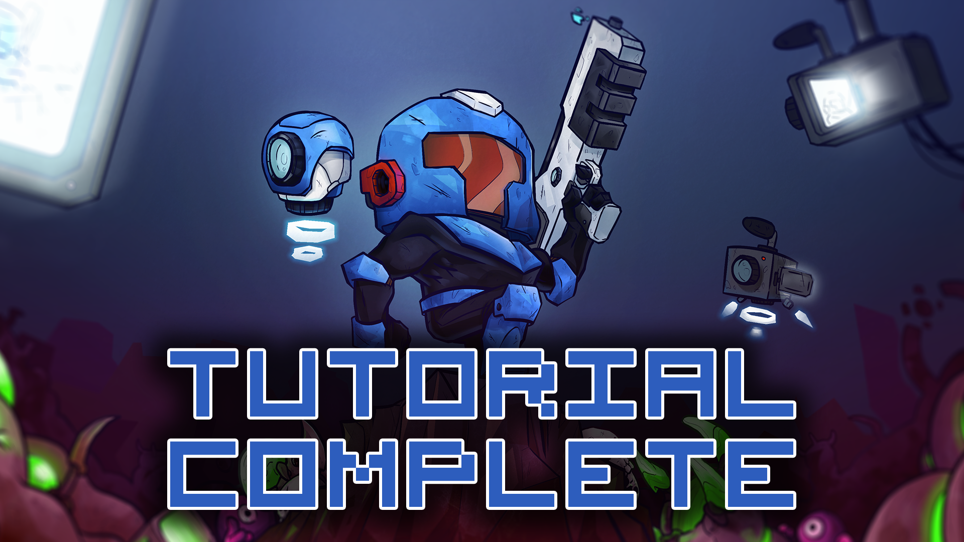 Icon for Tutorial Complete