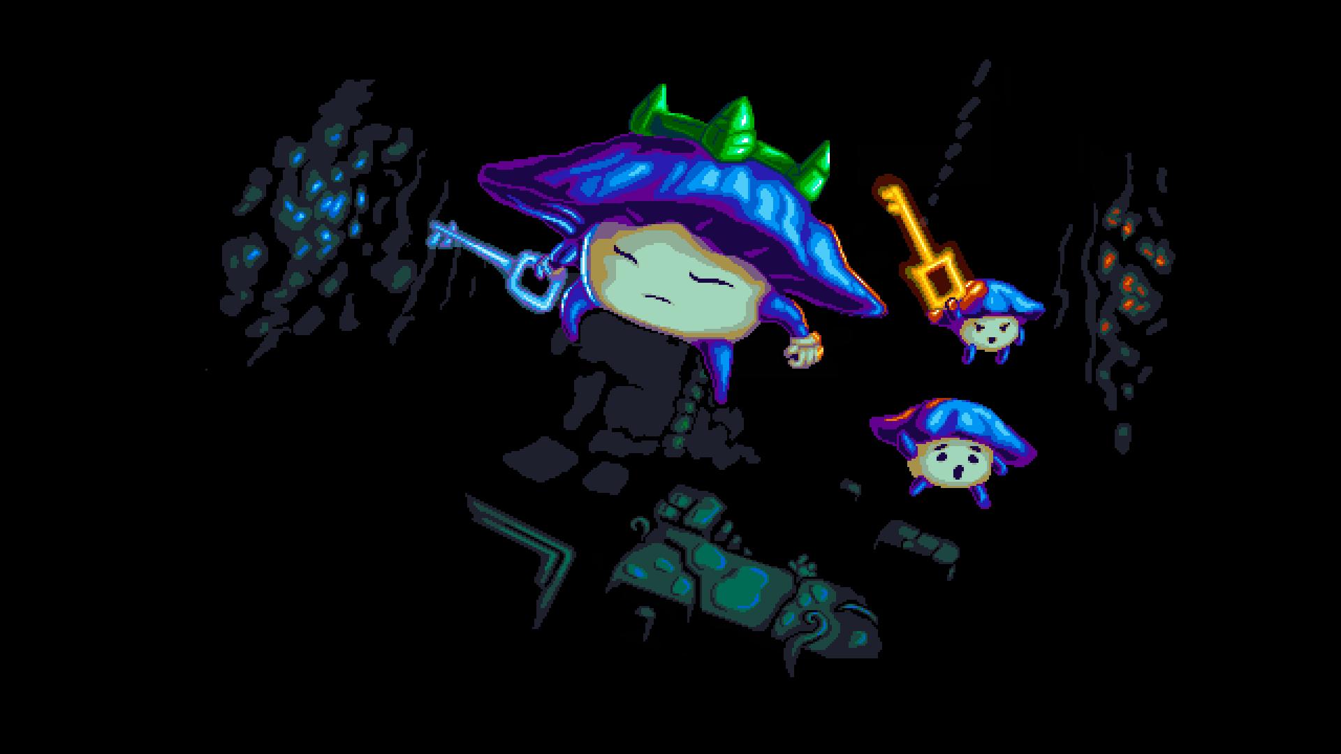 Icon for Mushroom King