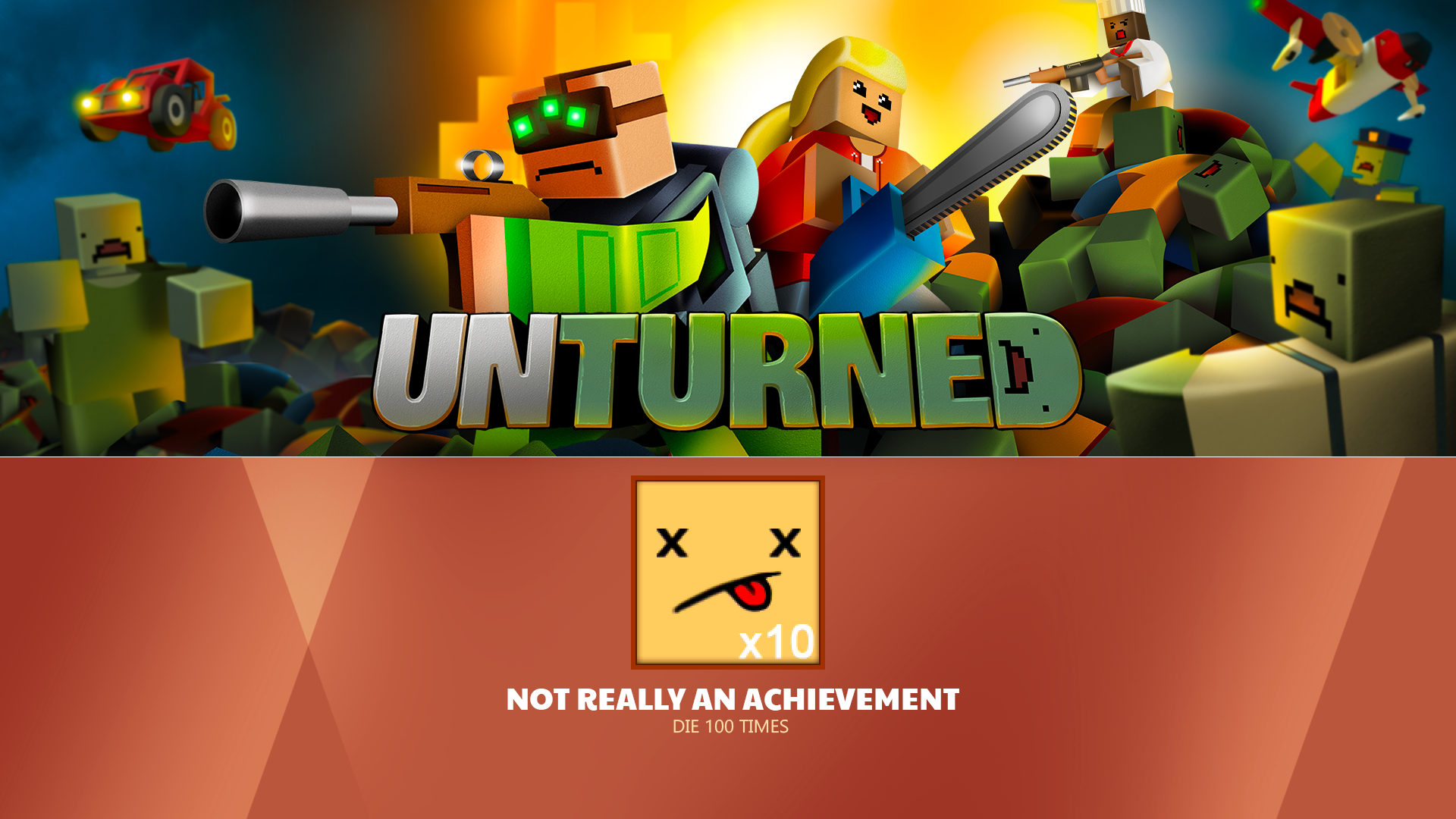 Icon for Not really an achievement