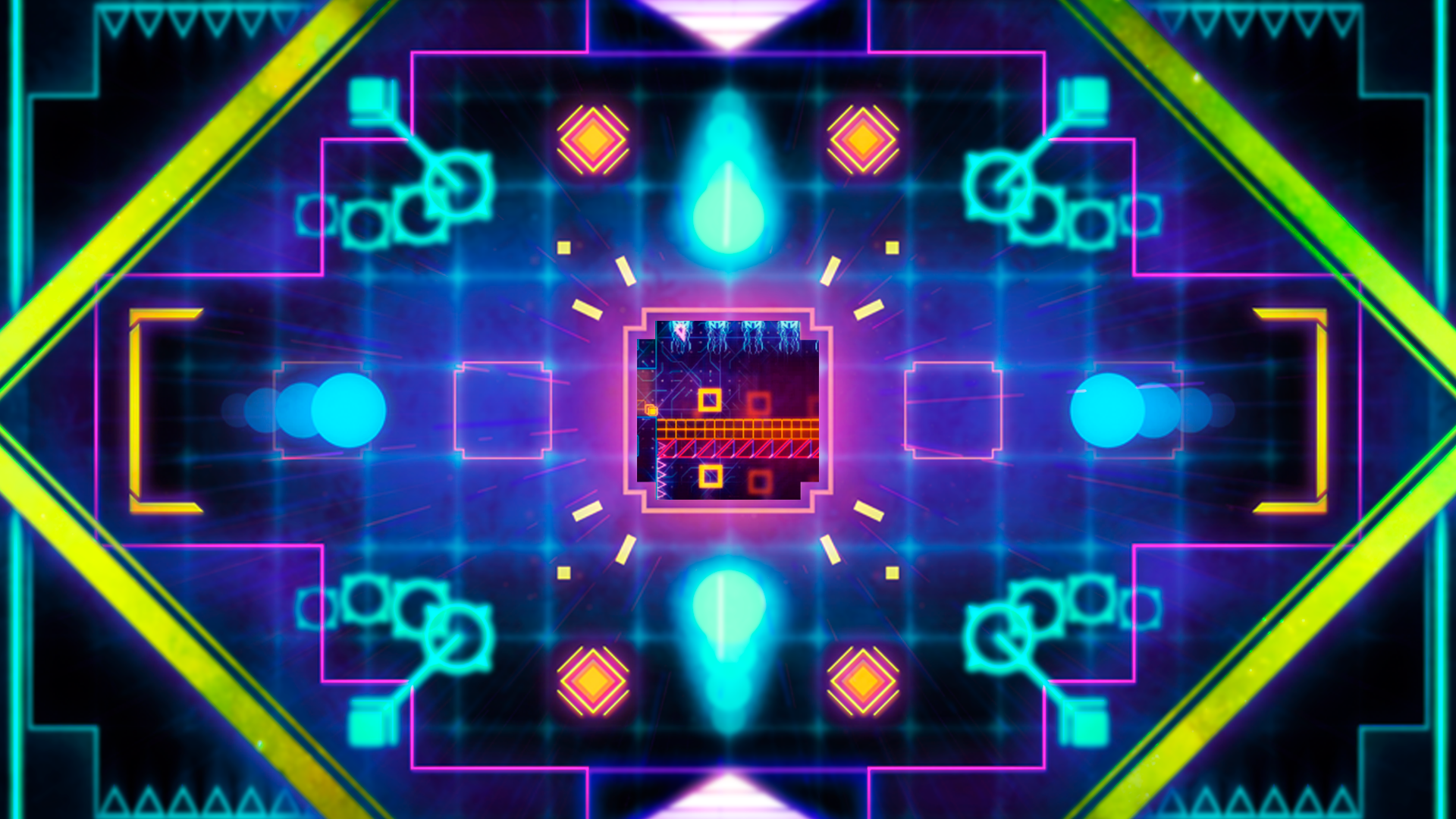 Icon for WANTED TO BE A BULLET HELL BUT MOTHER DIDN'T