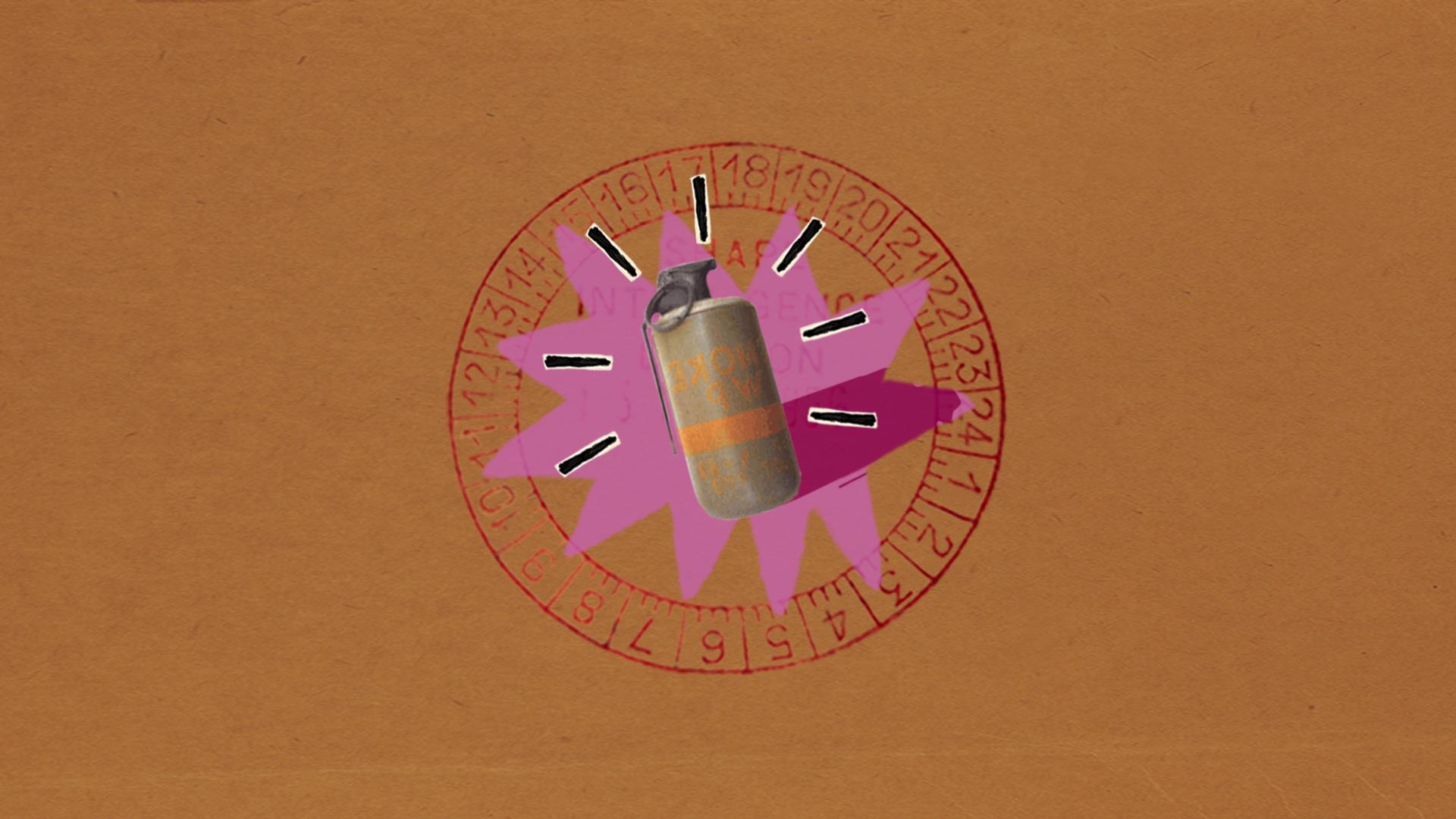 Icon for Smoke Grenade
