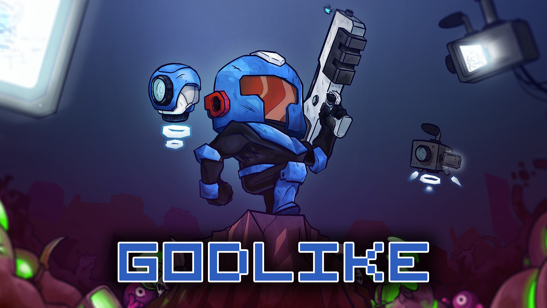 Icon for Godlike