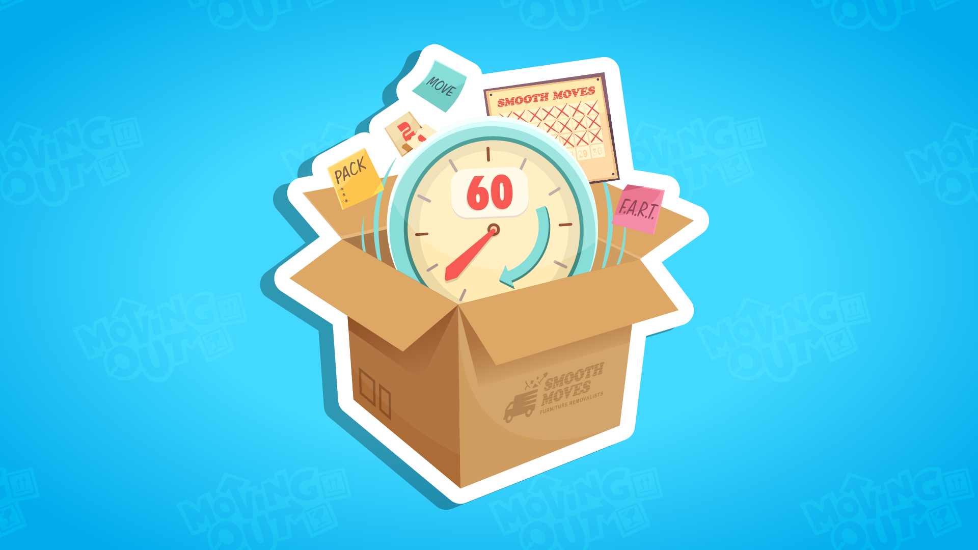 Icon for Minute Mover