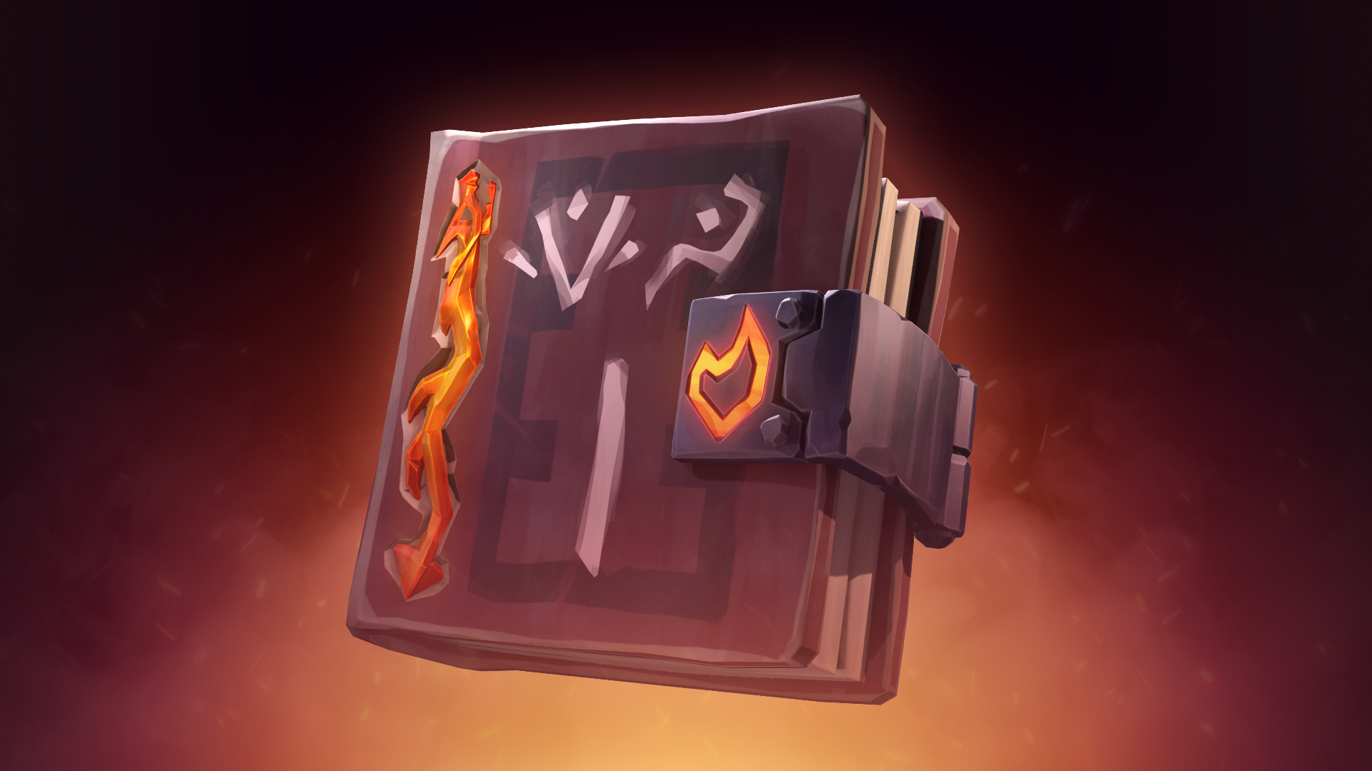 Icon for Tome of Fire V