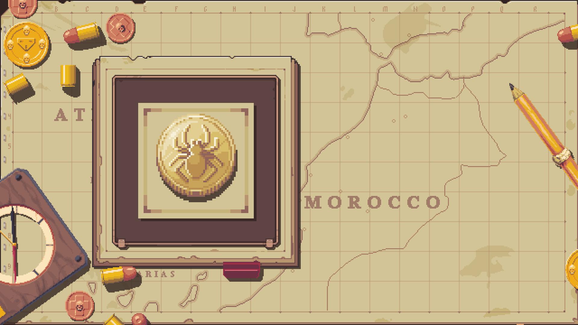 Icon for Arachnophobia