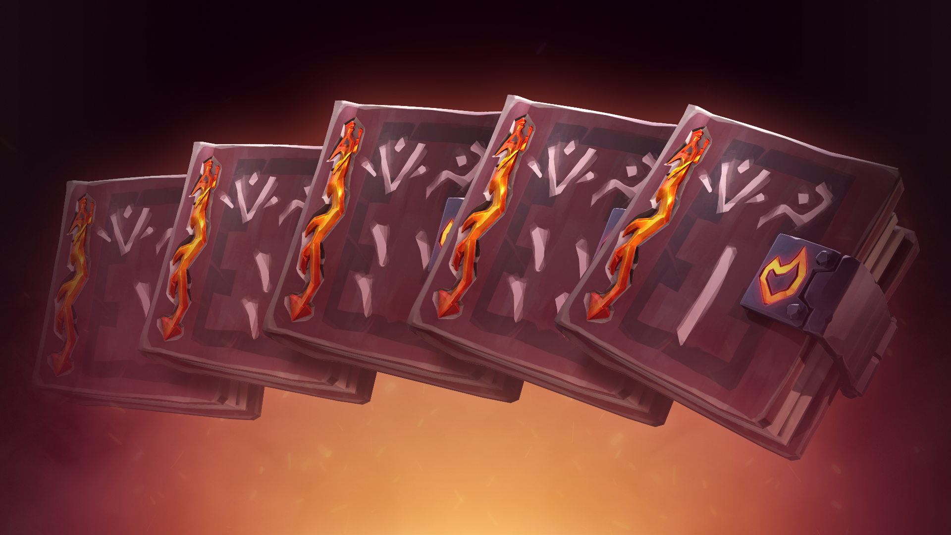 Icon for Tome of Fire Collector
