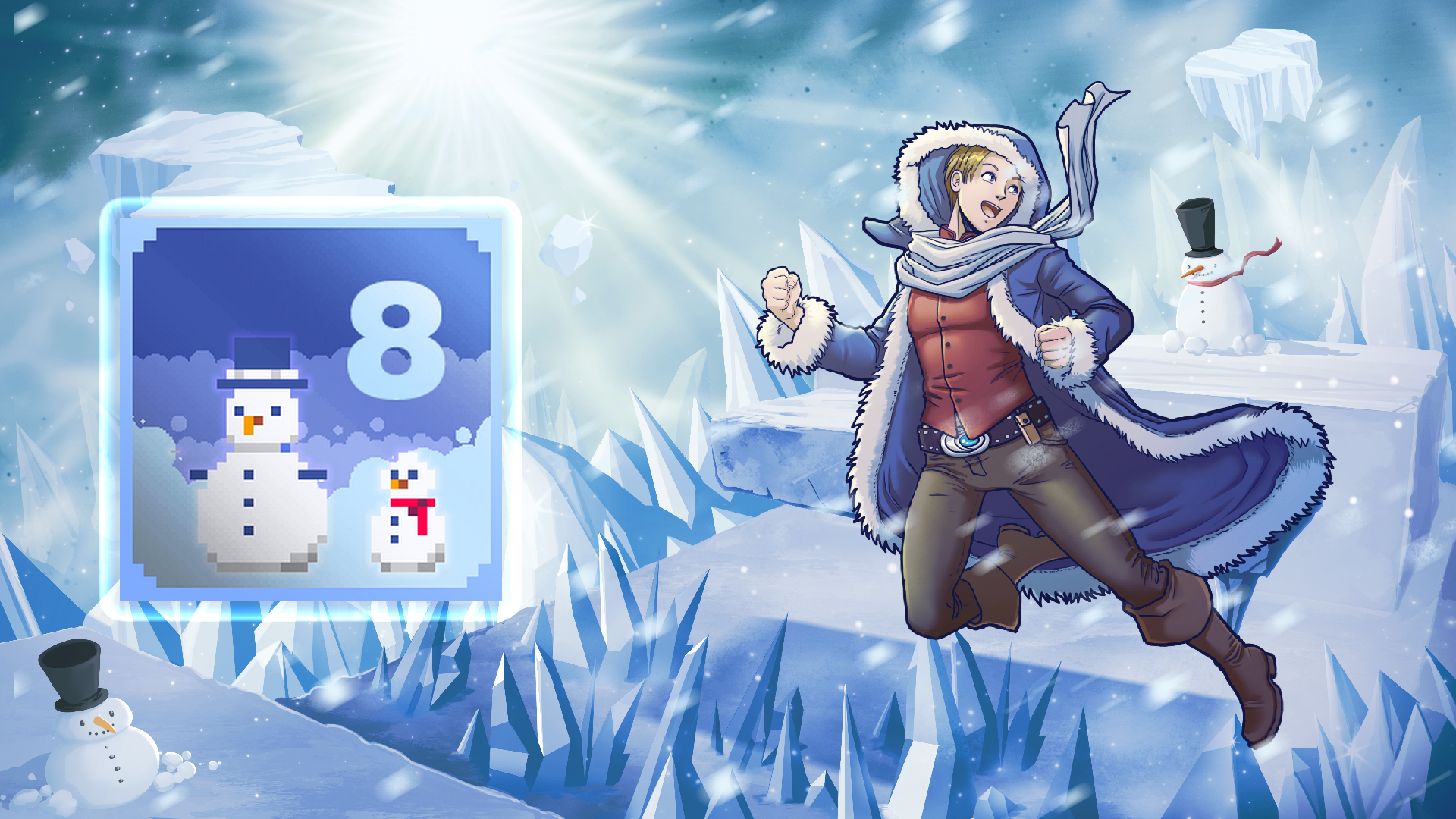 Icon for Level 8