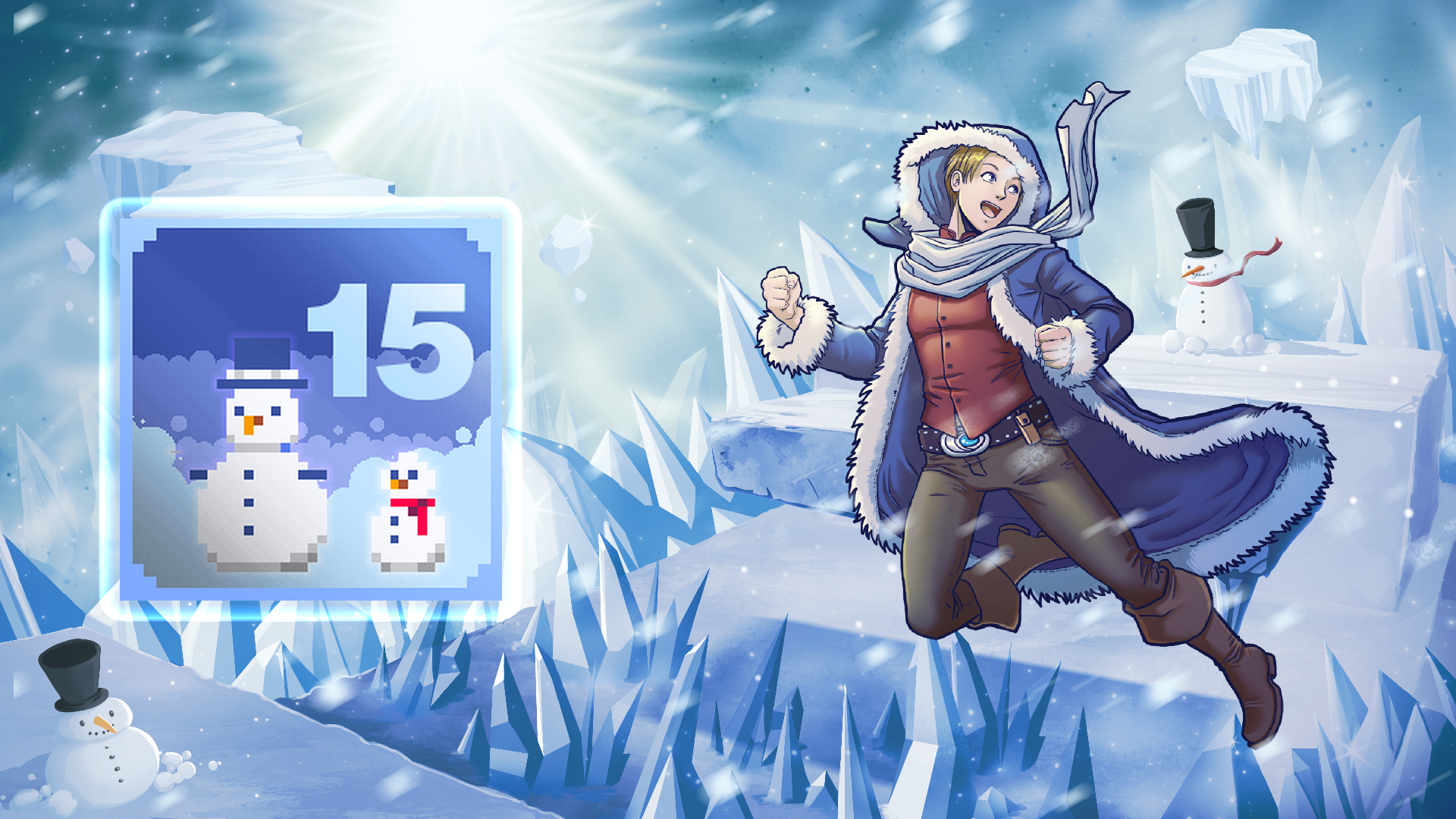 Icon for Level 15