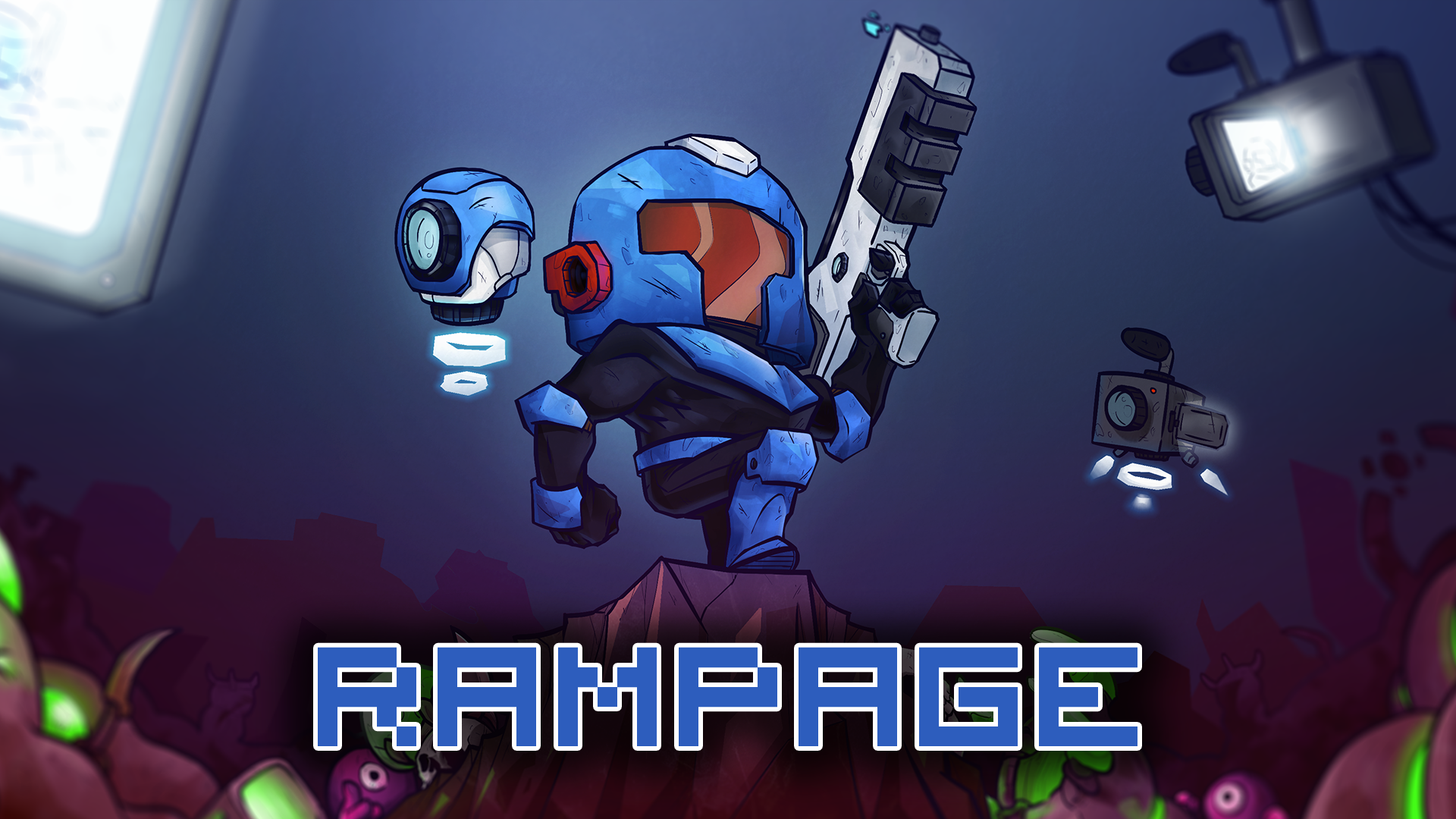 Icon for Rampage