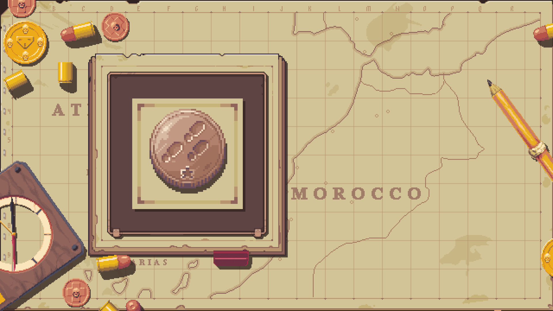 Icon for Traveller I