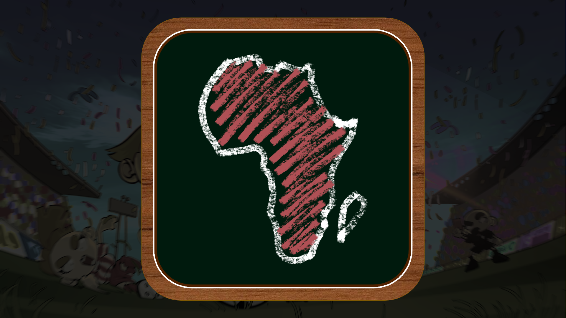 Icon for African hero