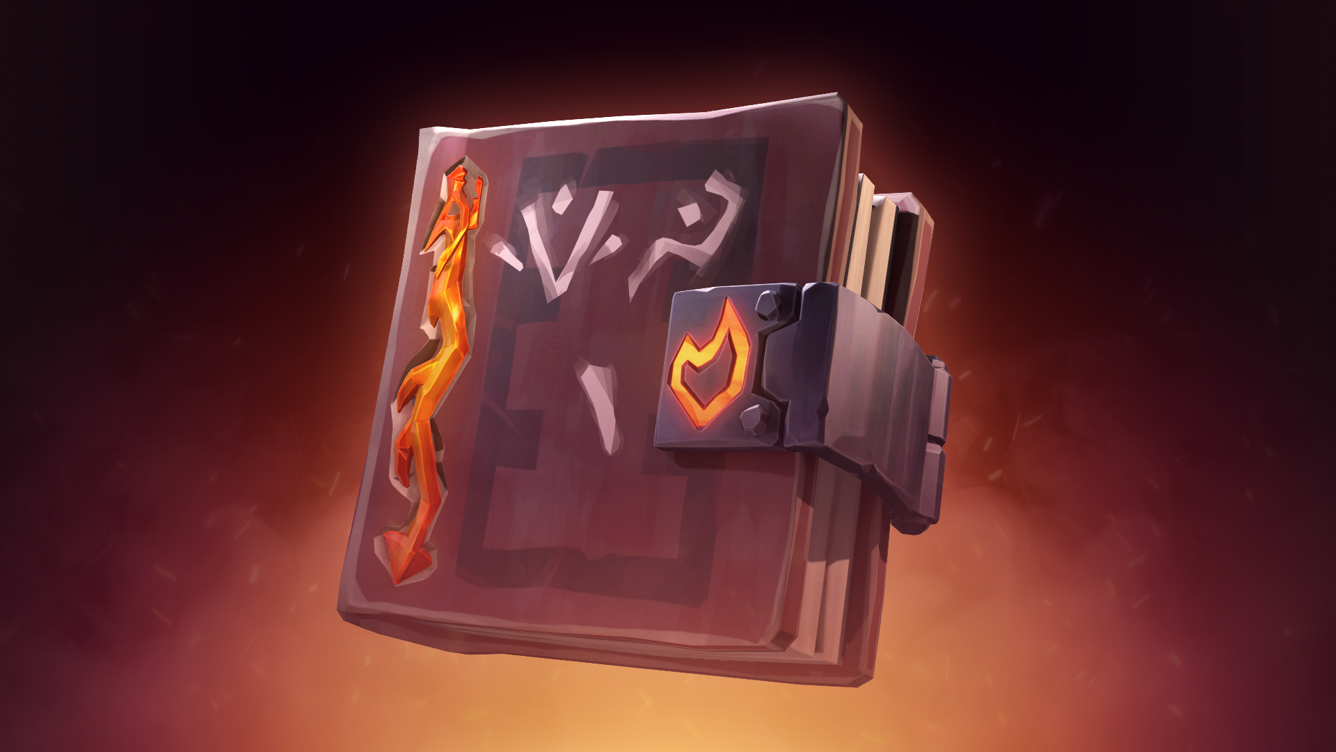 Icon for Tome of Fire I