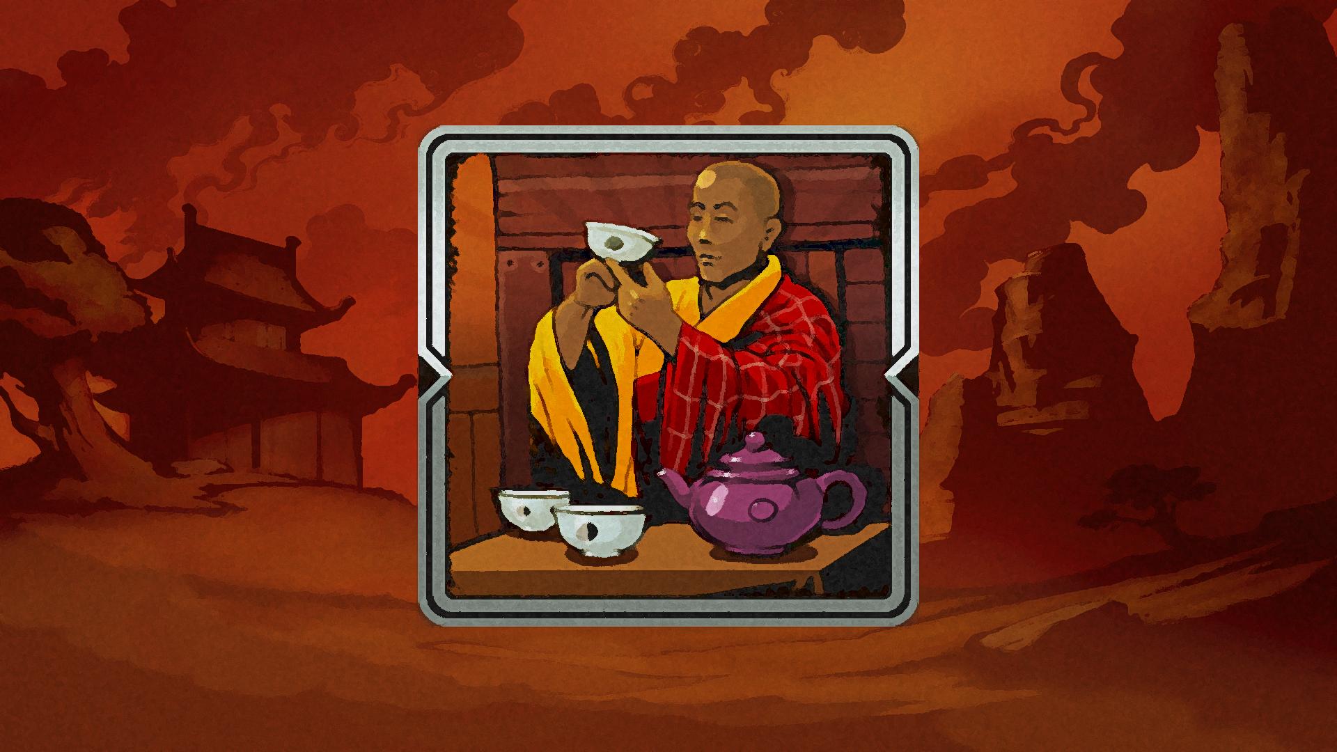 Icon for Tea Connoisseur