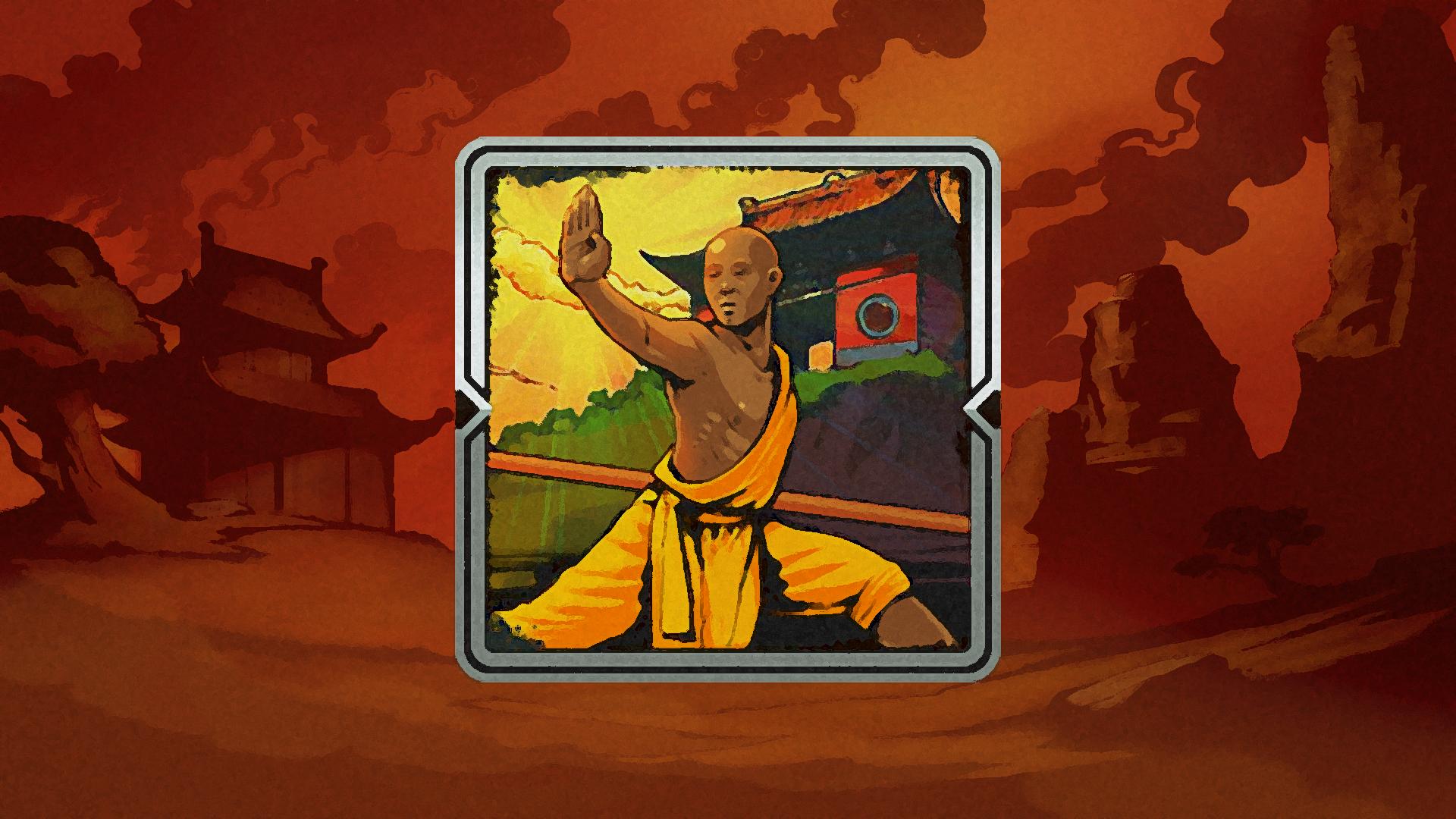 Icon for Shaolin Warrior
