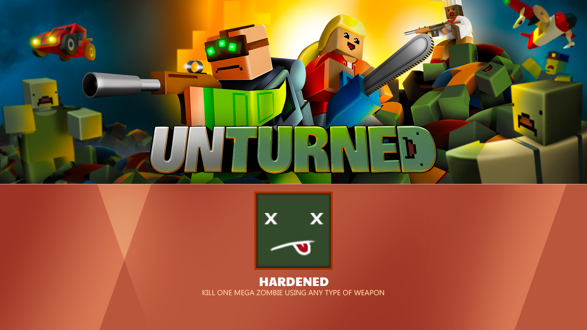 Icon for Hardened