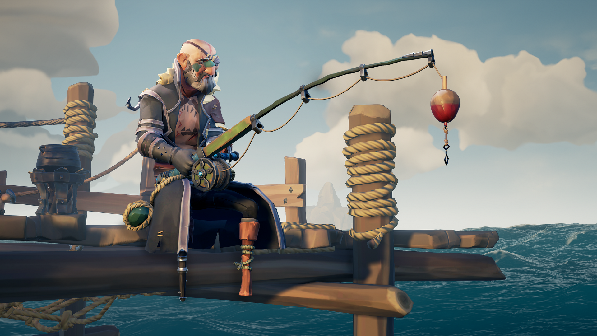 Icon for Legendary Hunter of the Sea of Thieves