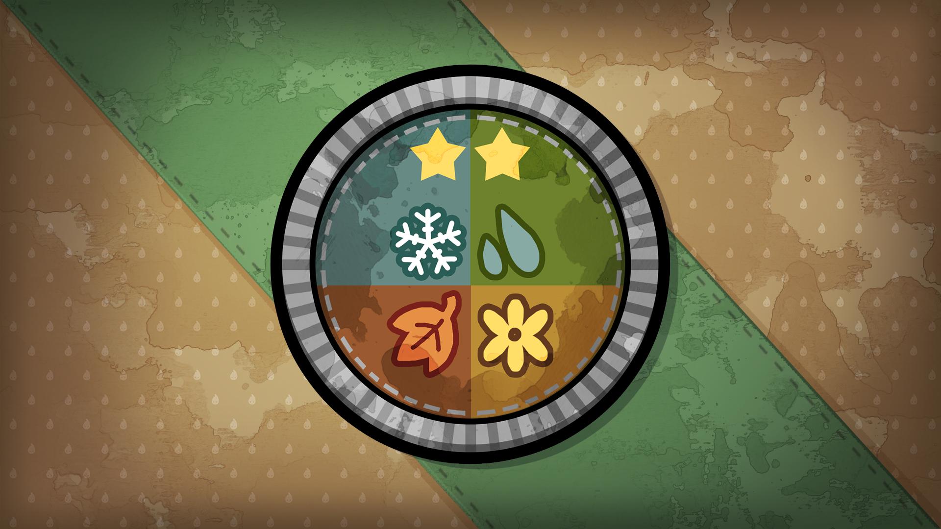 Icon for Seasonality: Intermediate