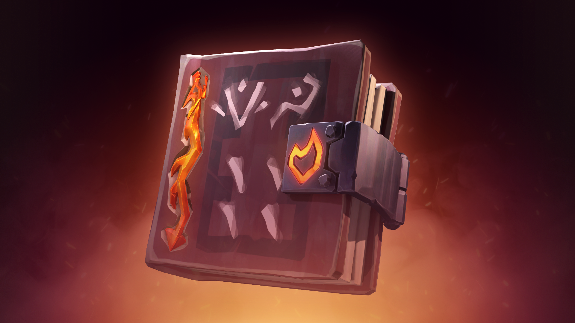 Icon for Tome of Fire IV
