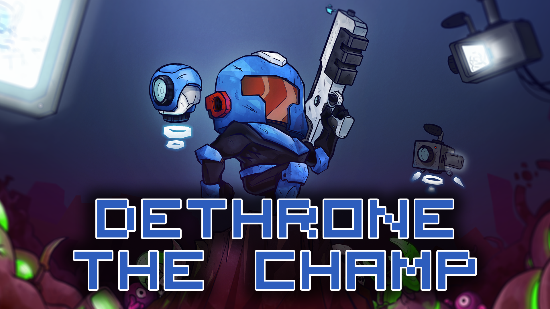 Icon for Dethrone the Champ