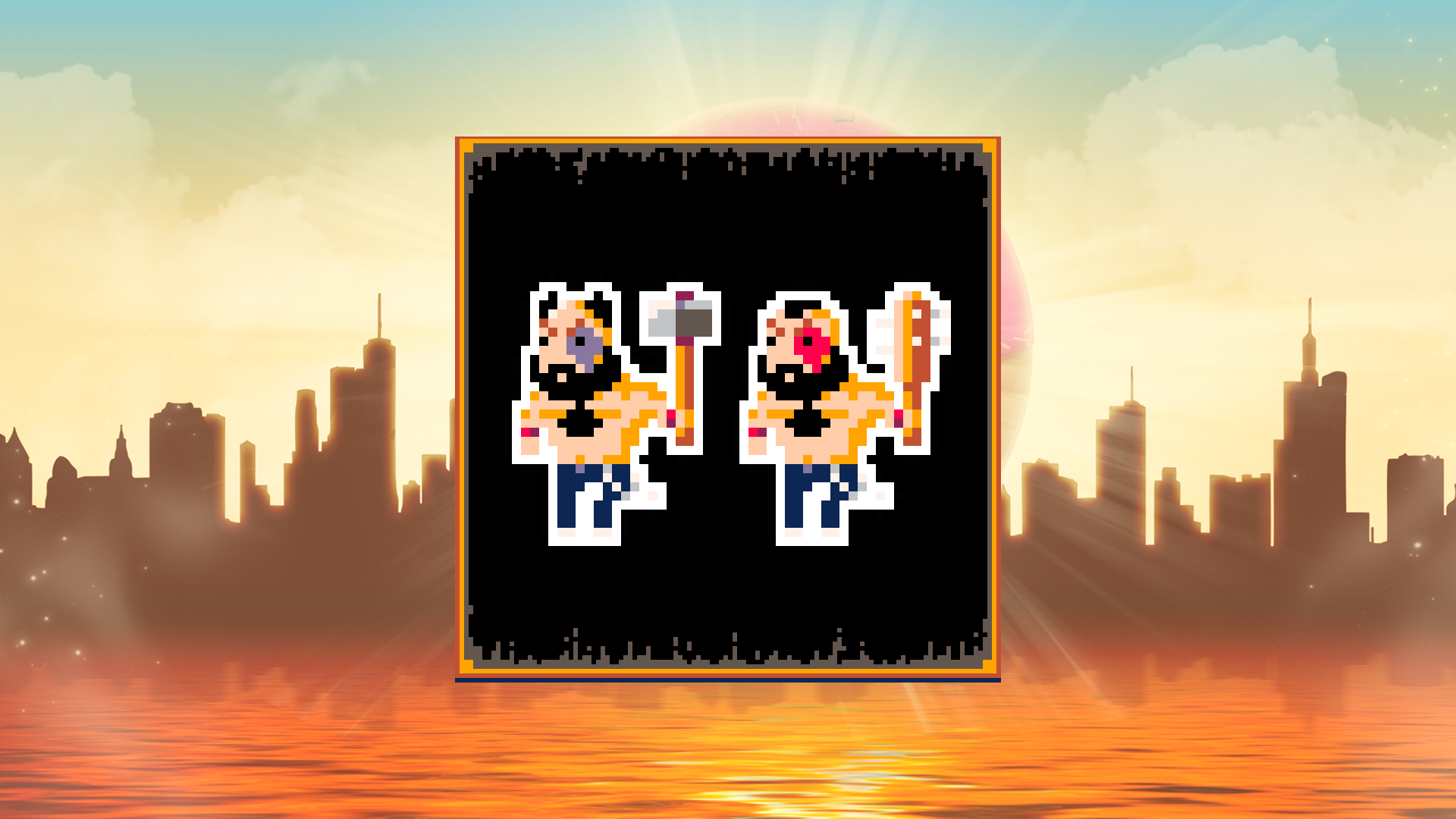 Icon for Dangerous Duo