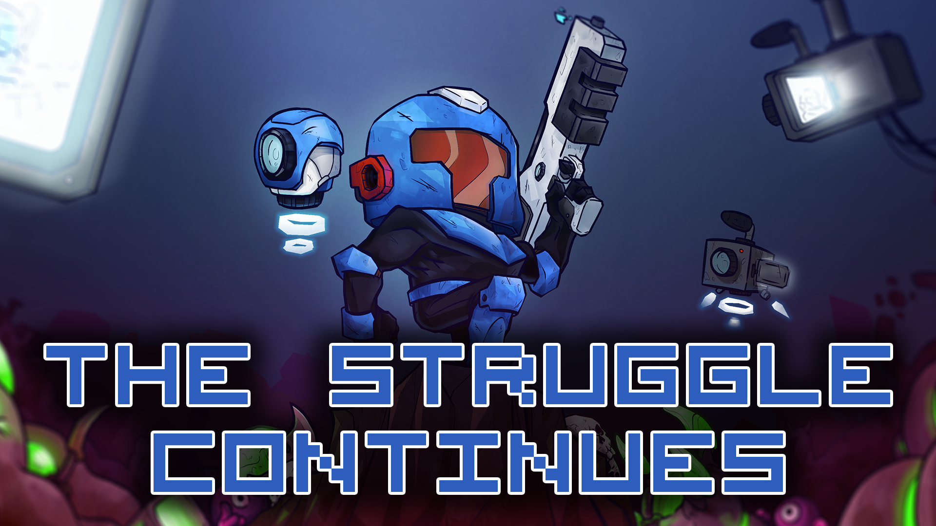 Icon for The Struggle Continues