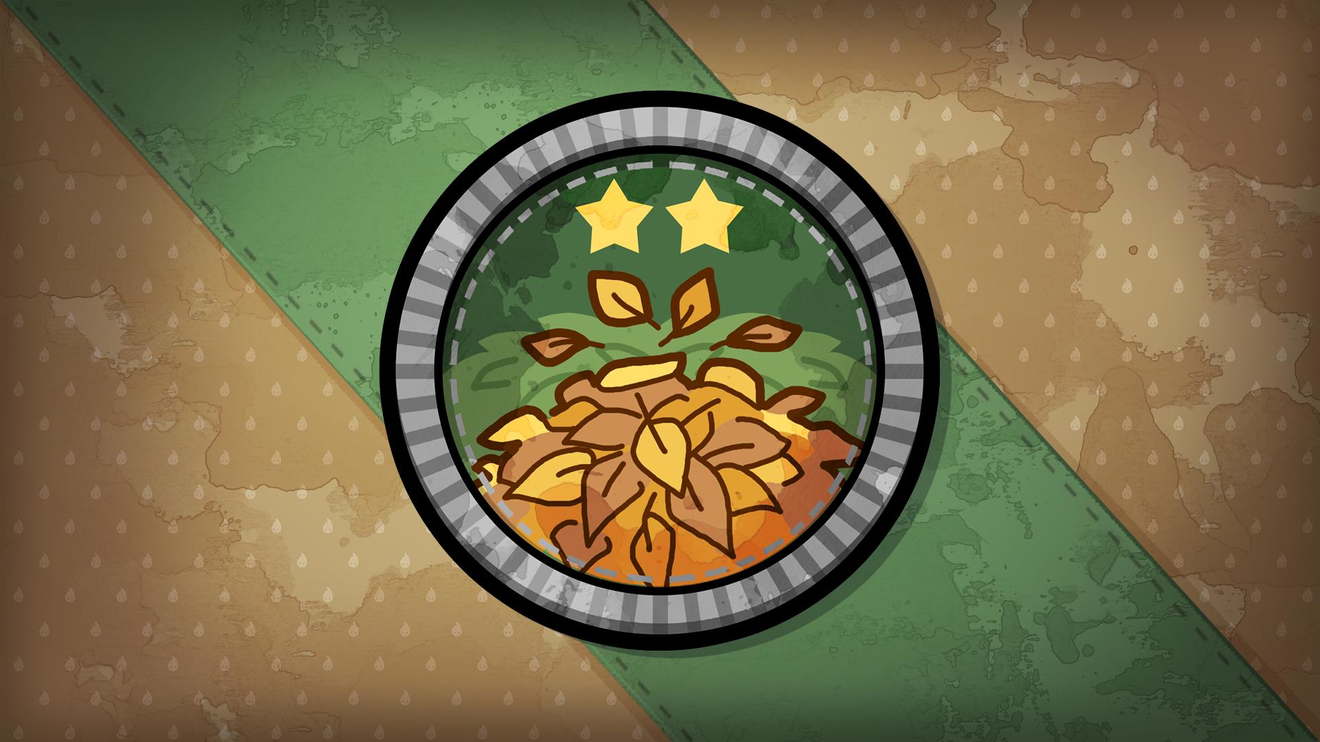 Icon for Leaf Downfall