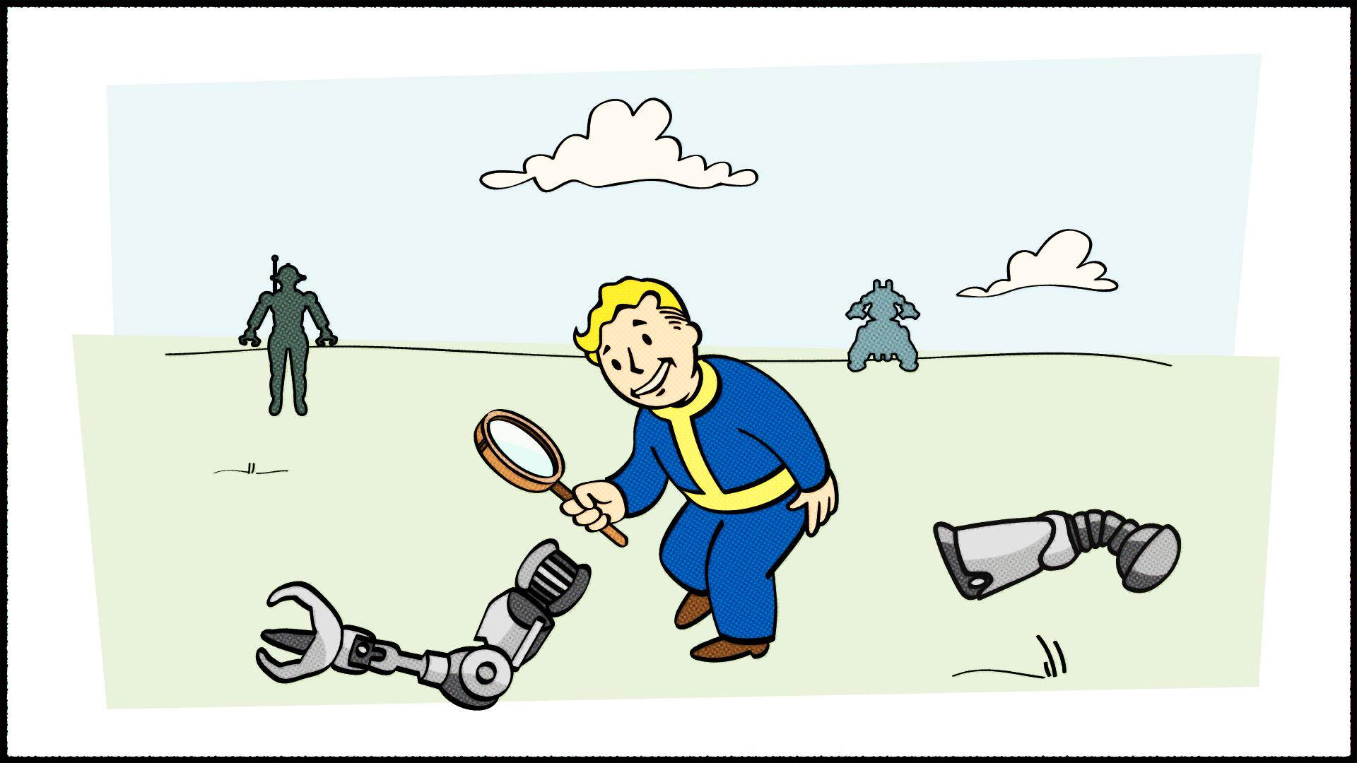 Icon for Robot Hunter