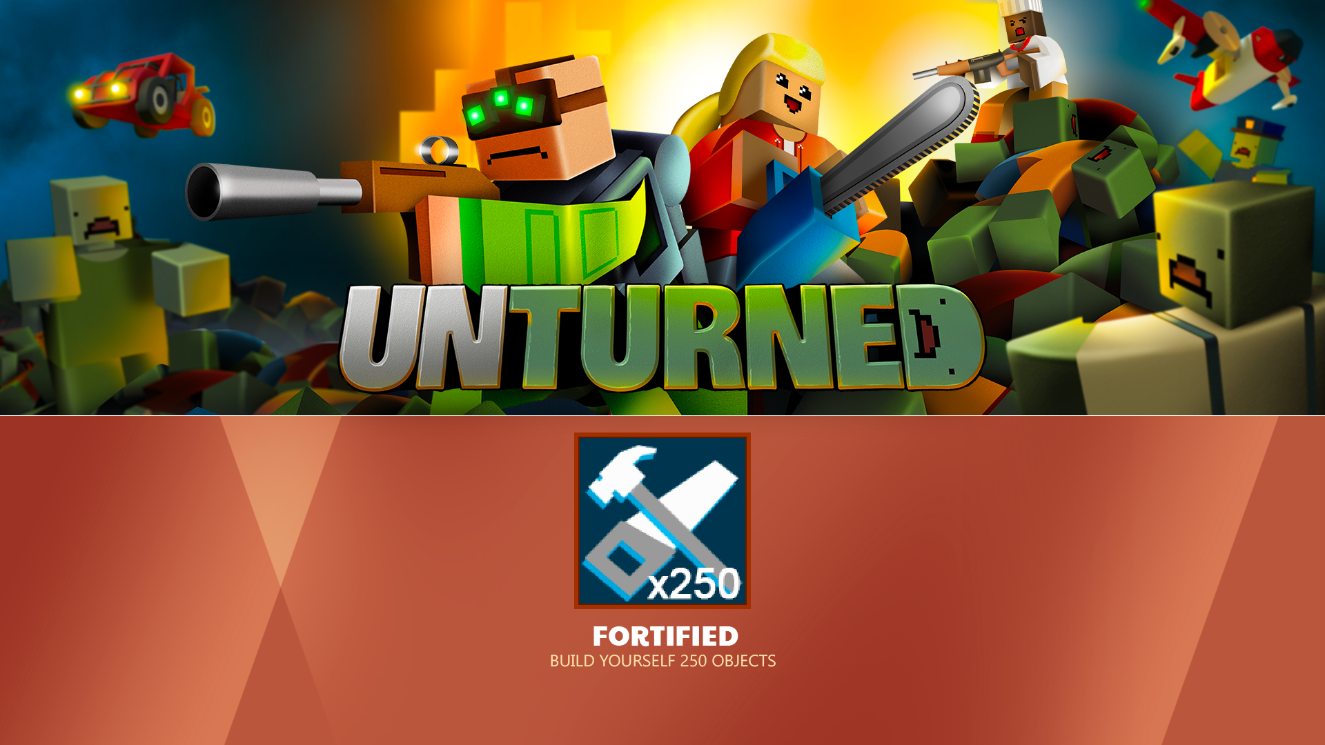 Icon for Fortified