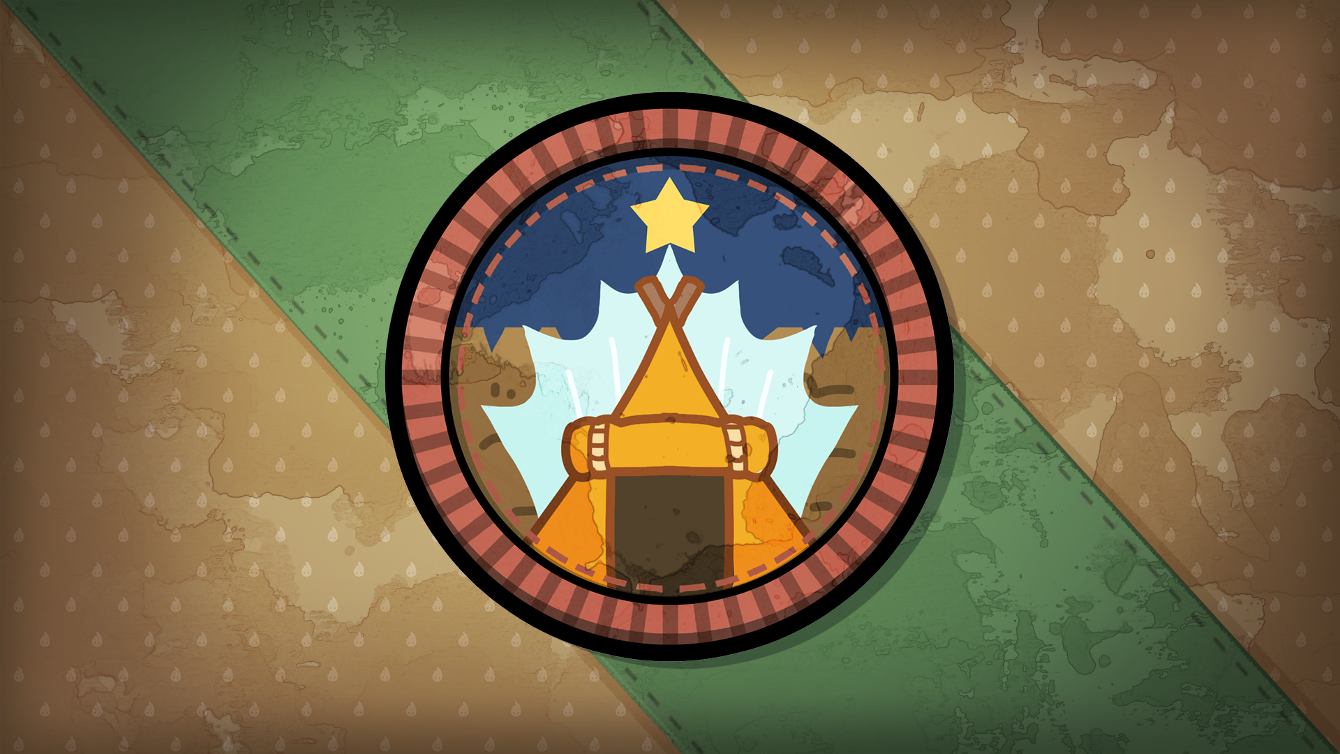 Icon for Tent Pitcher: Beginner