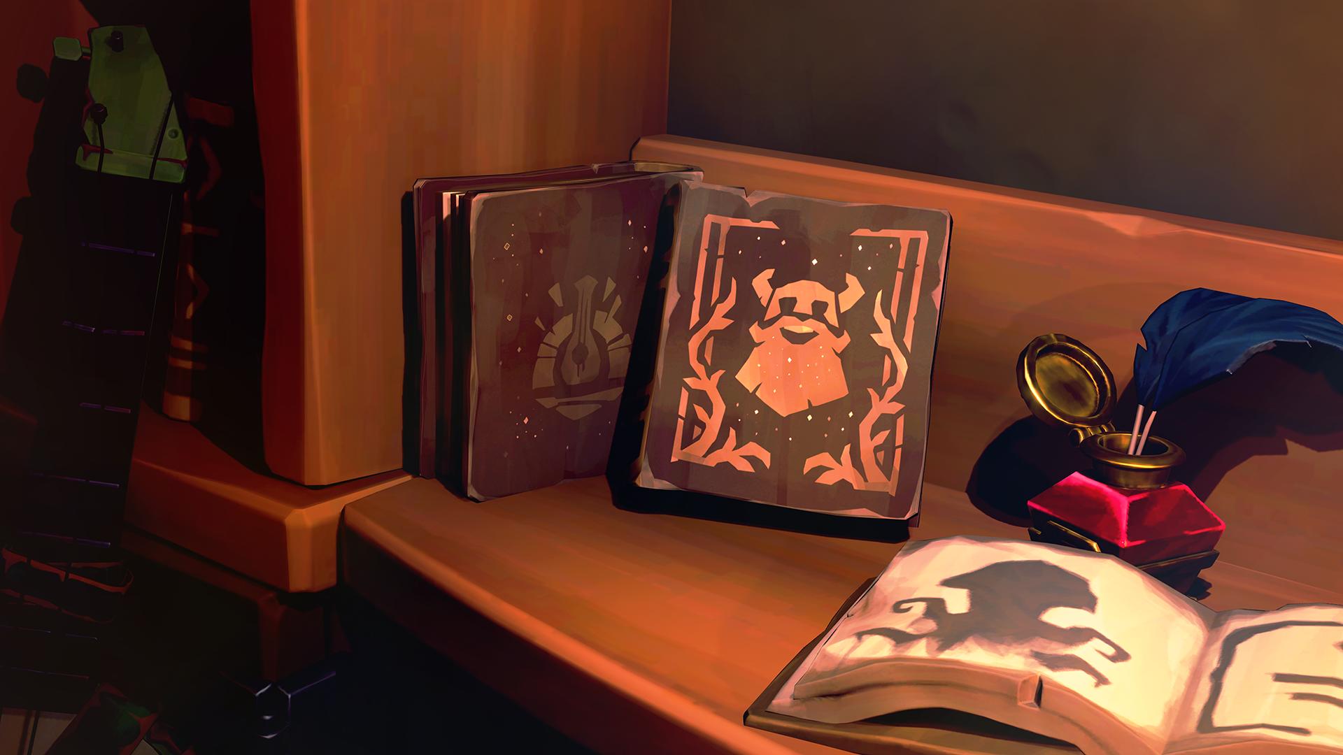 Icon for The Legend of Glitterbeard