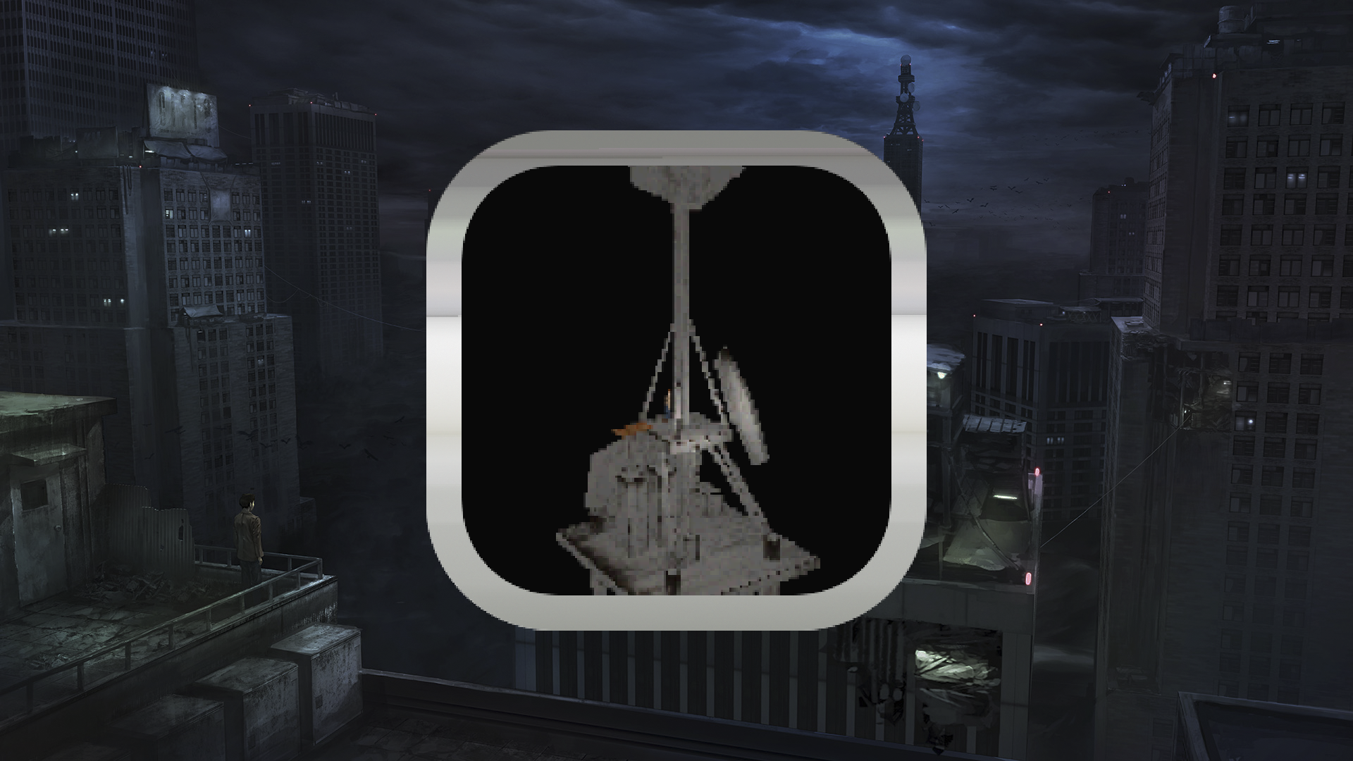 Icon for It's over. Go home.