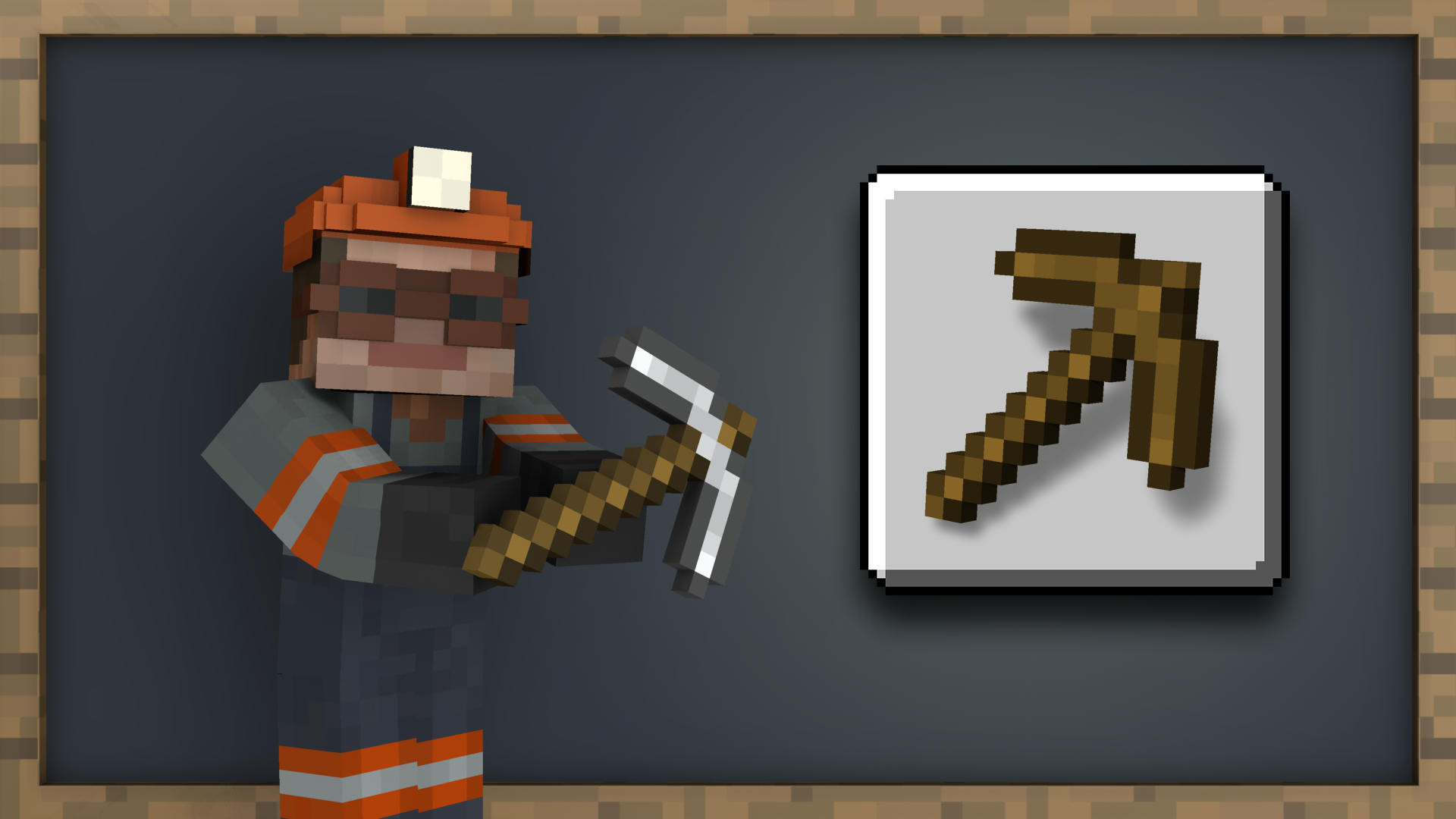 Icon for Time to Mine!