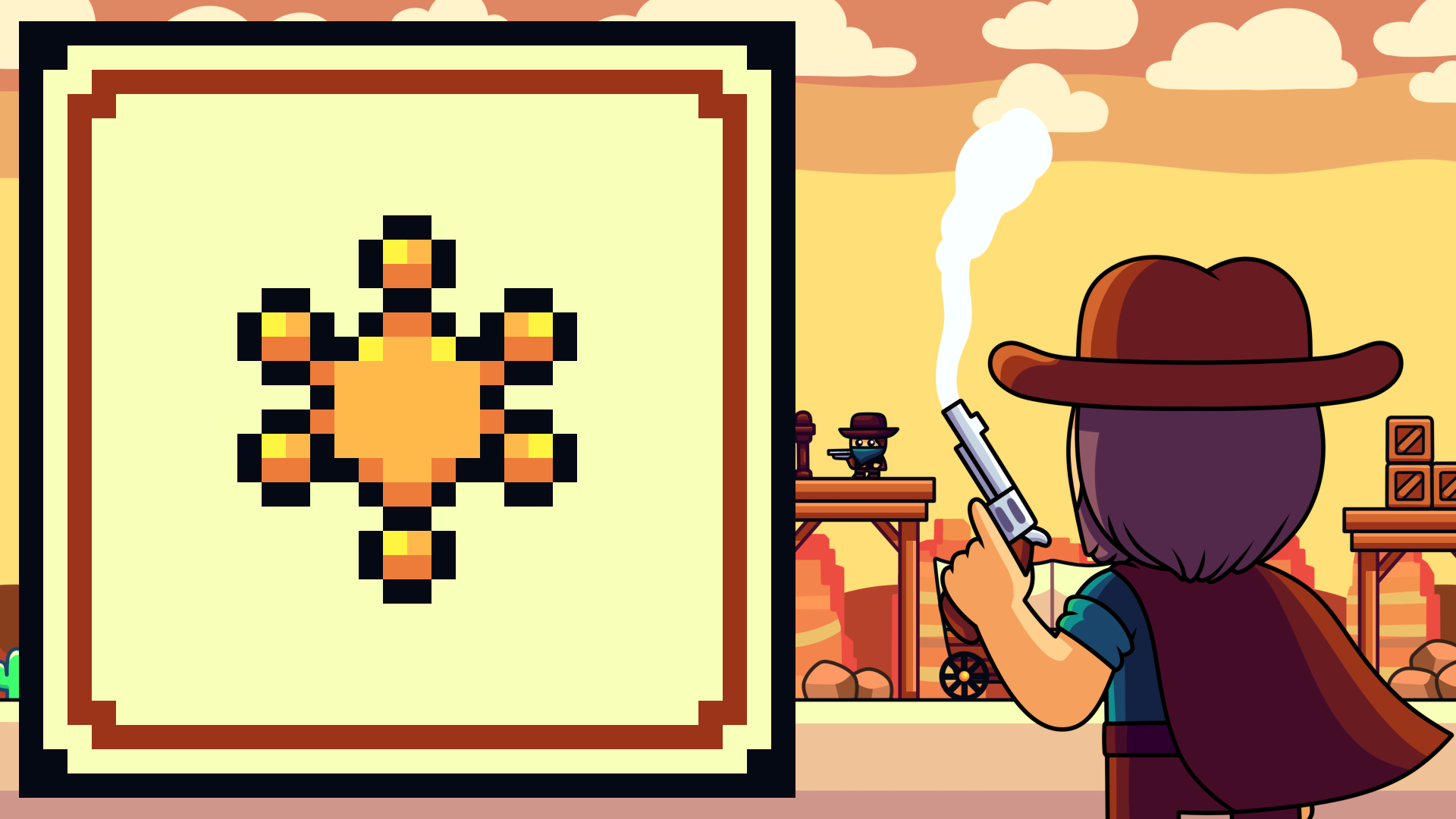 Icon for NEW SHERIFF