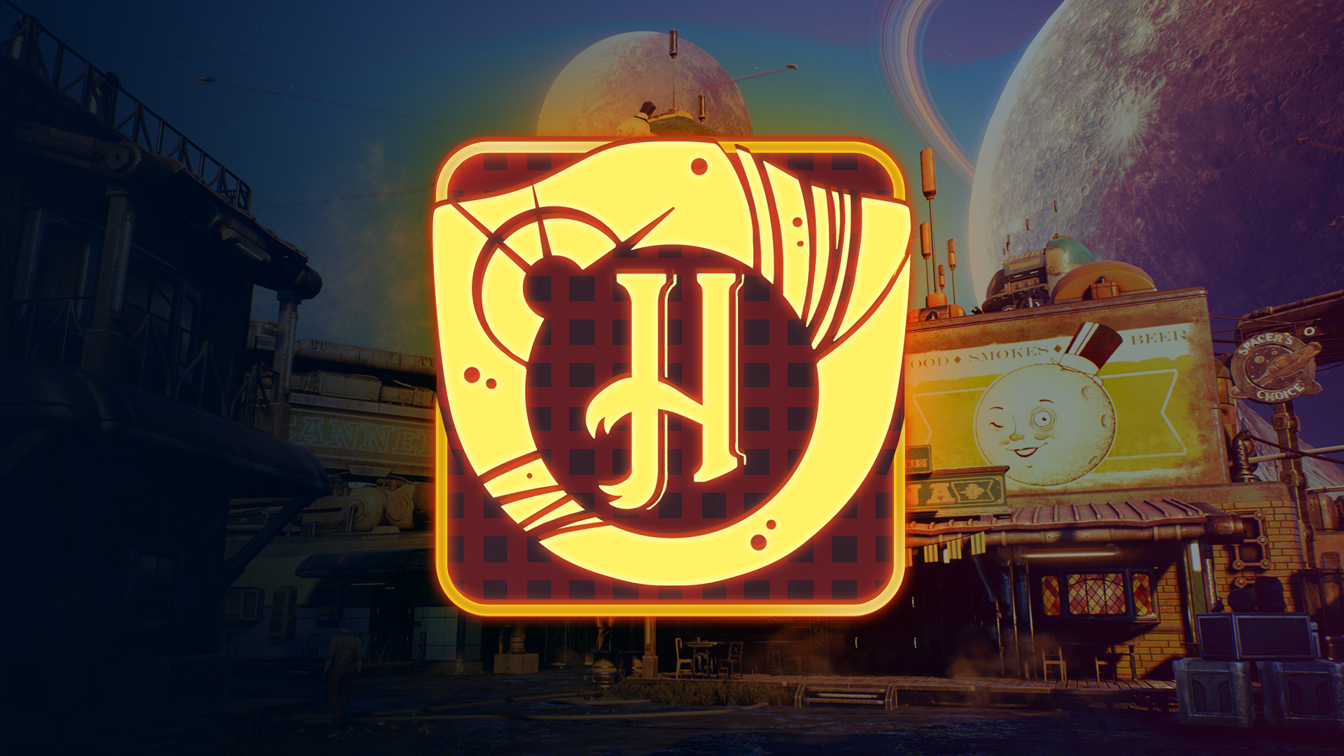 Icon for Welcome to Halcyon!