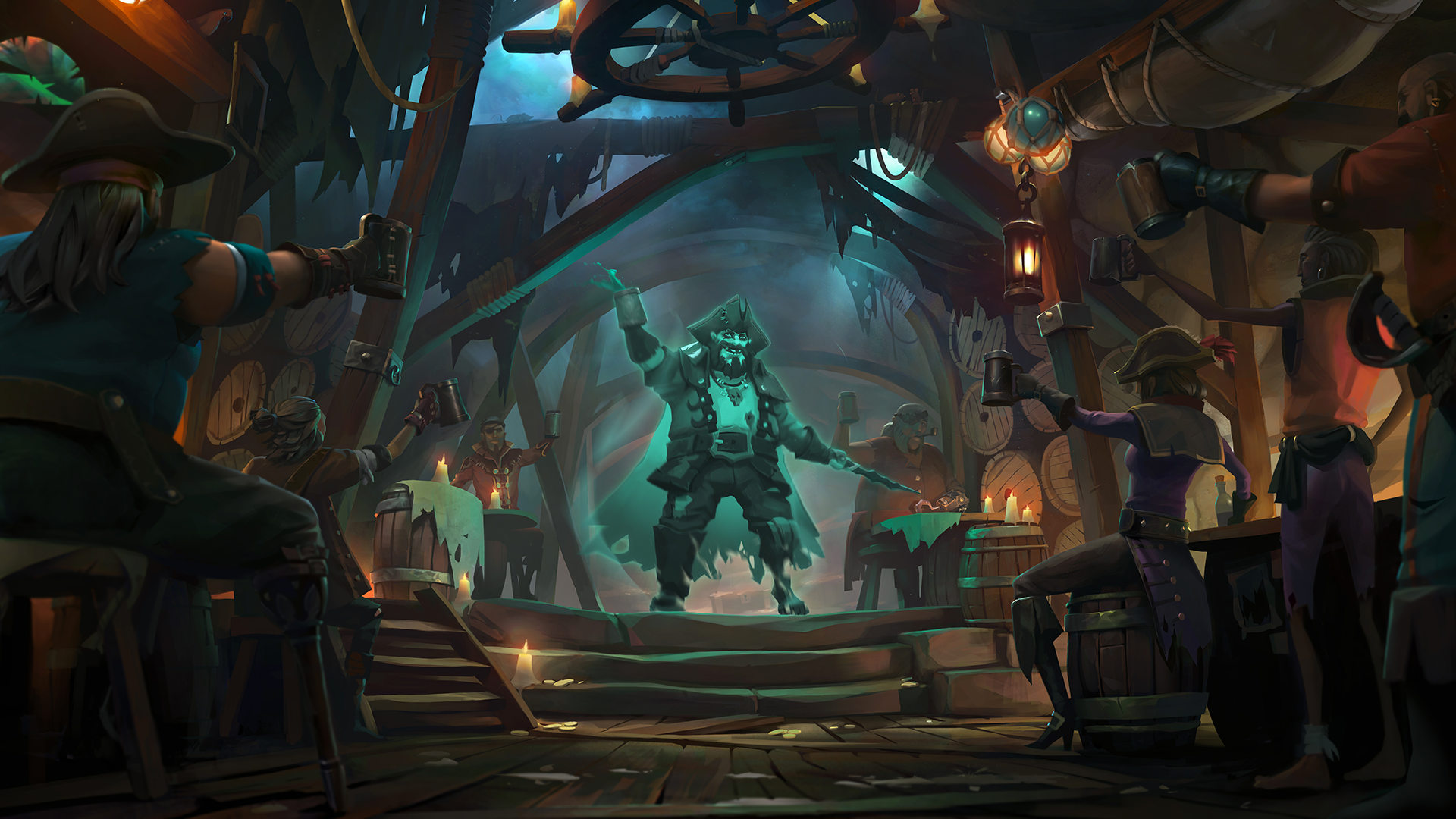 Icon for Become Pirate Legend