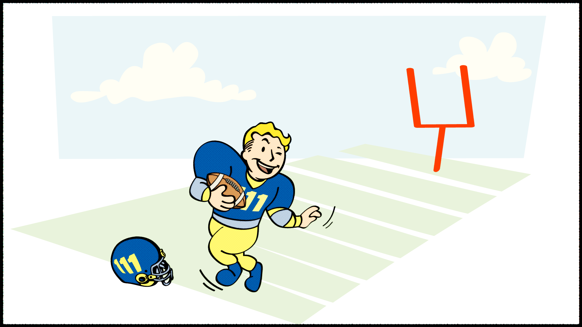 Icon for Touchdown!