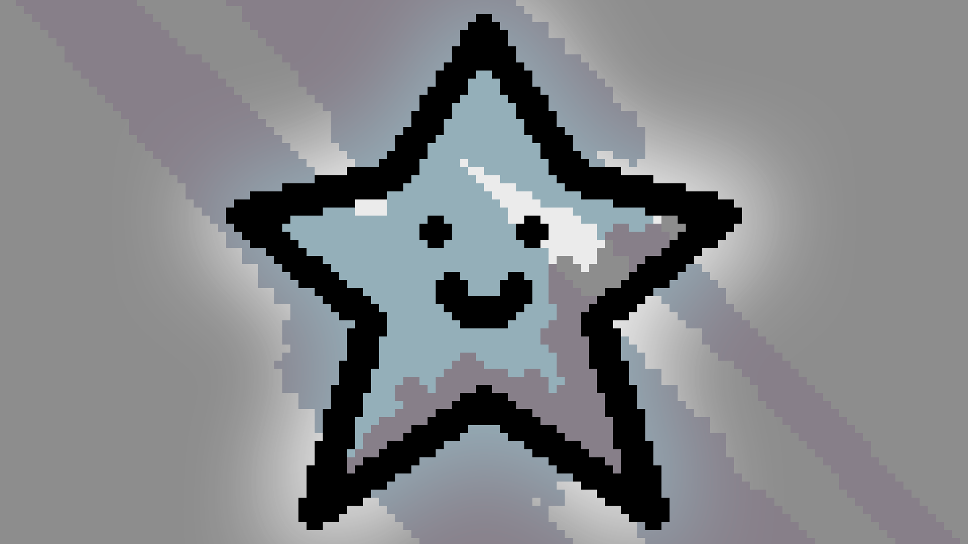 Icon for Grey world 50%