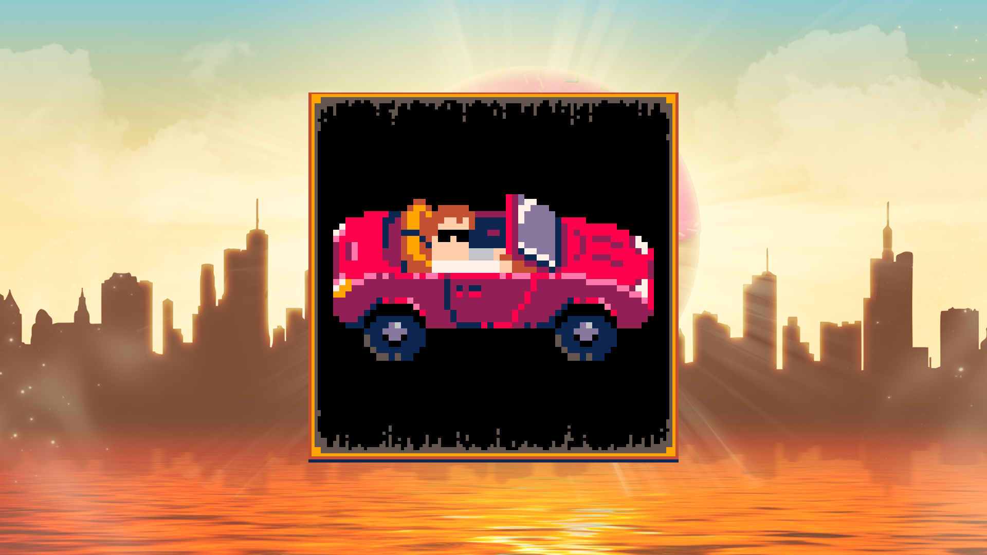 Icon for Car Chase