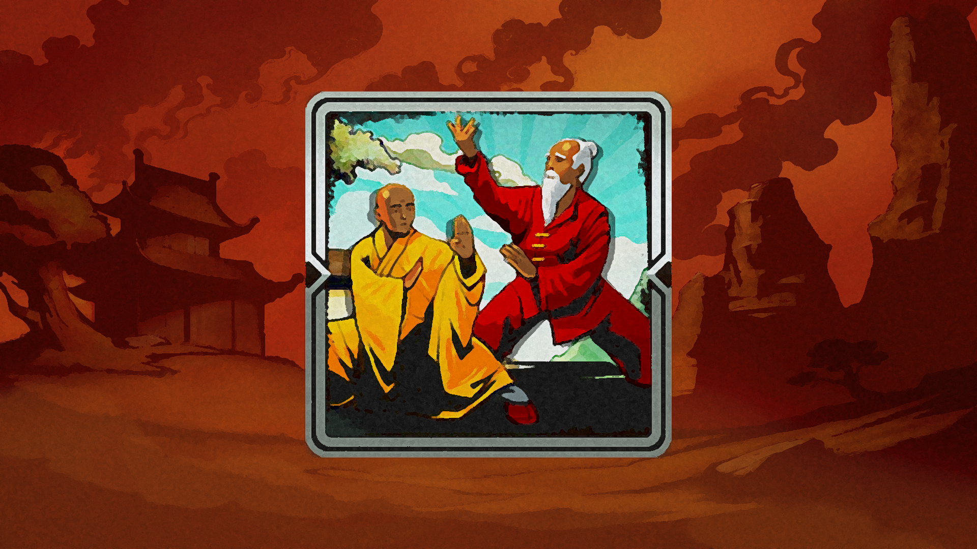 Icon for My Kung Fu is Stronger Than Yours