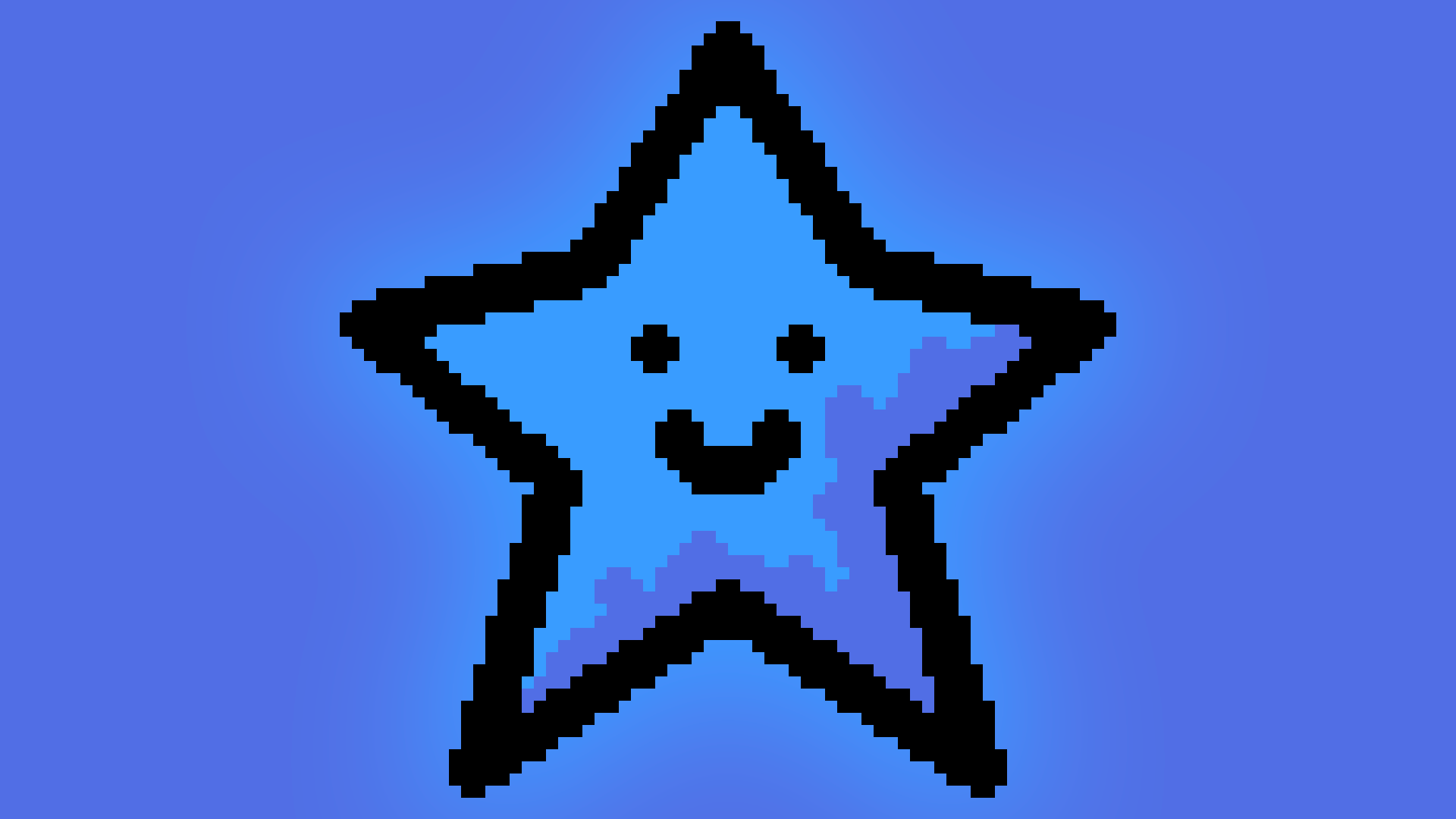 Icon for Blue world 100%